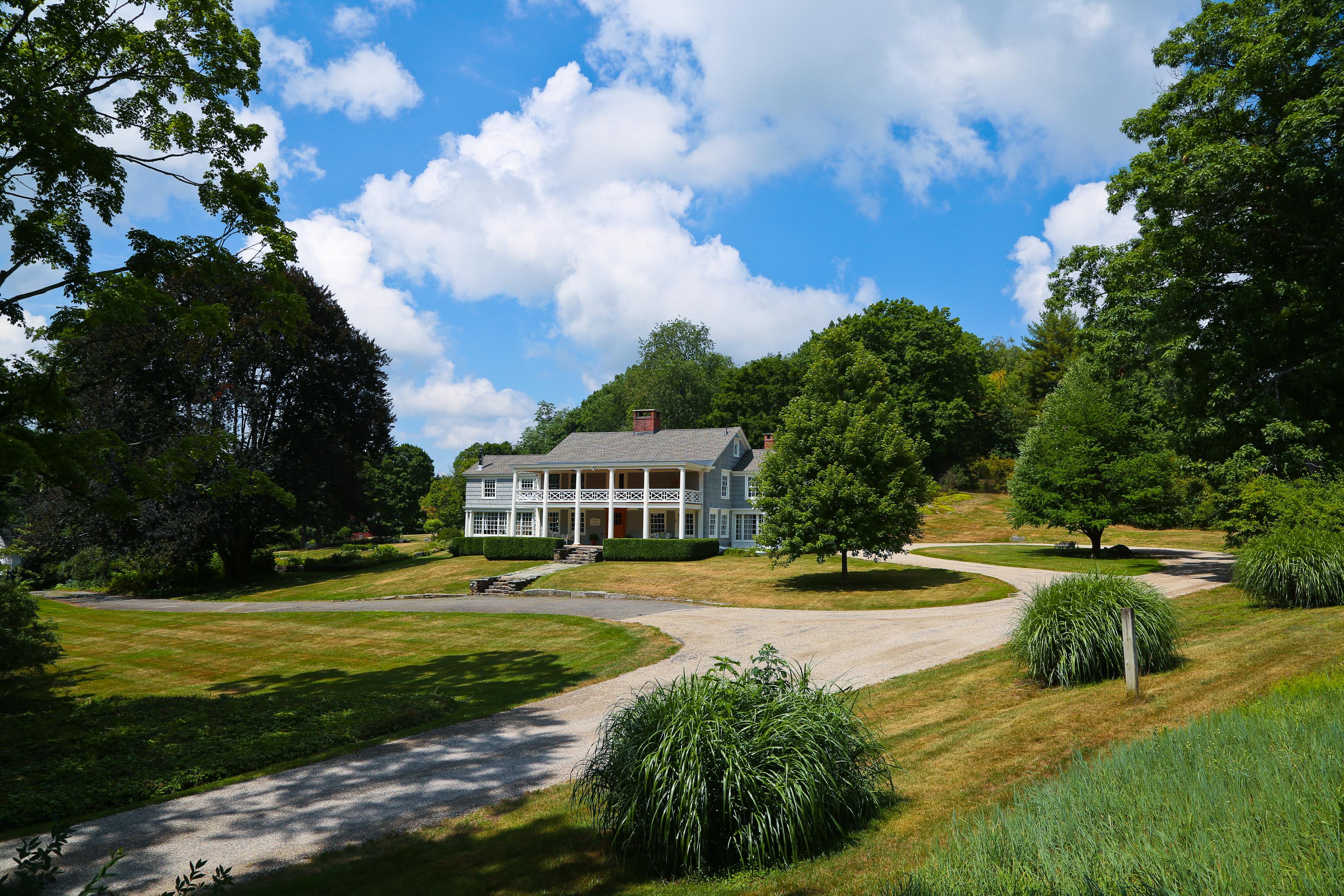 独户住宅 为 销售 在 Magnificent Norfolk Estate 98 Sunset Ridge Rd 诺福克郡, 康涅狄格州, 06058 美国