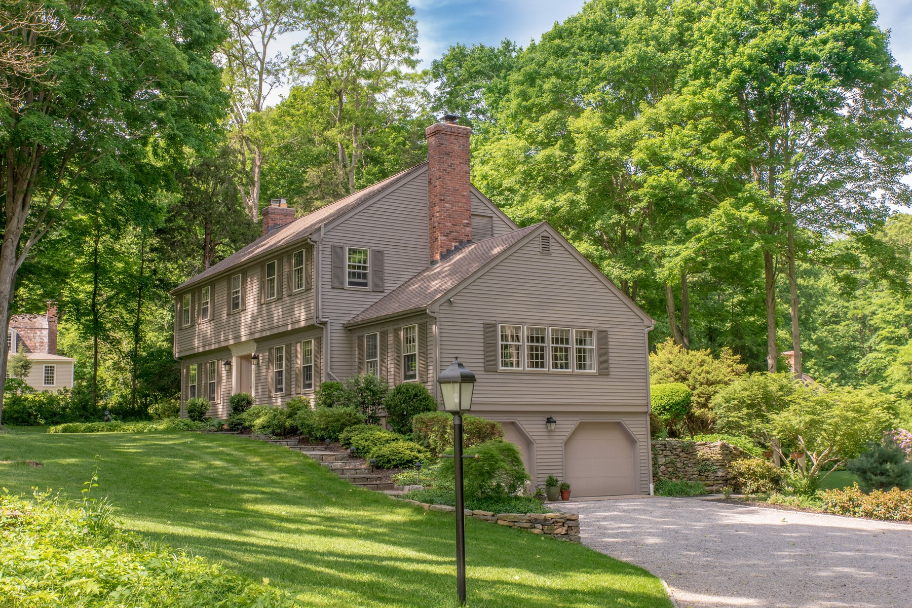 sales property at Recently Renovated, Gracious Colonial