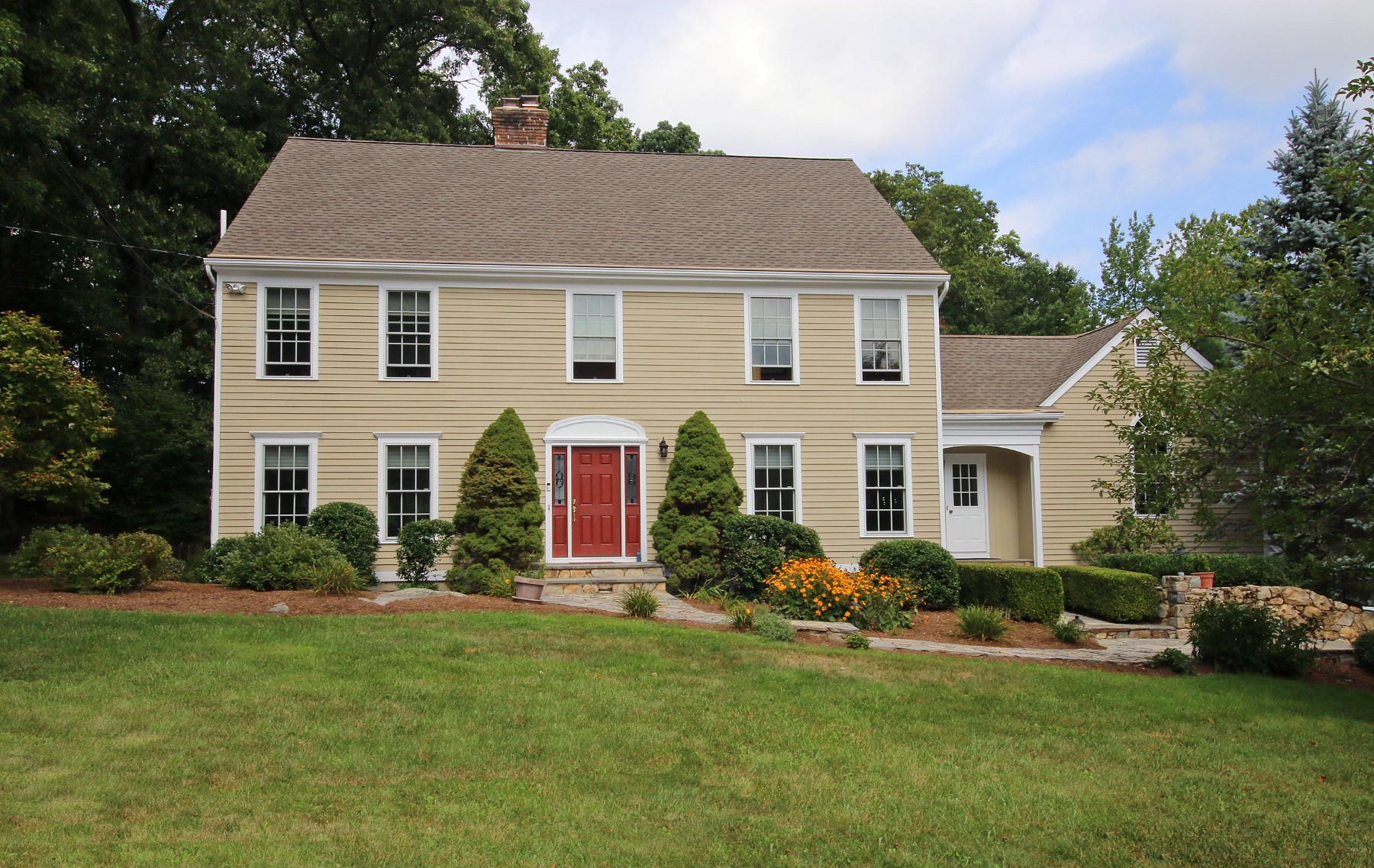 sales property at Impressive Custom Built Colonial