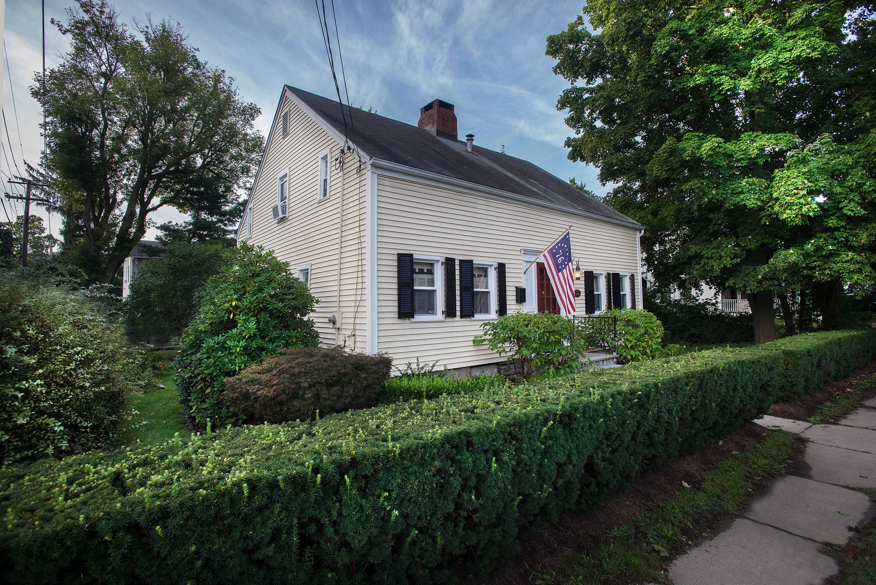 Single Family Home for Sale at In-town Living 88 South Street Bethel, Connecticut, 06801 United States