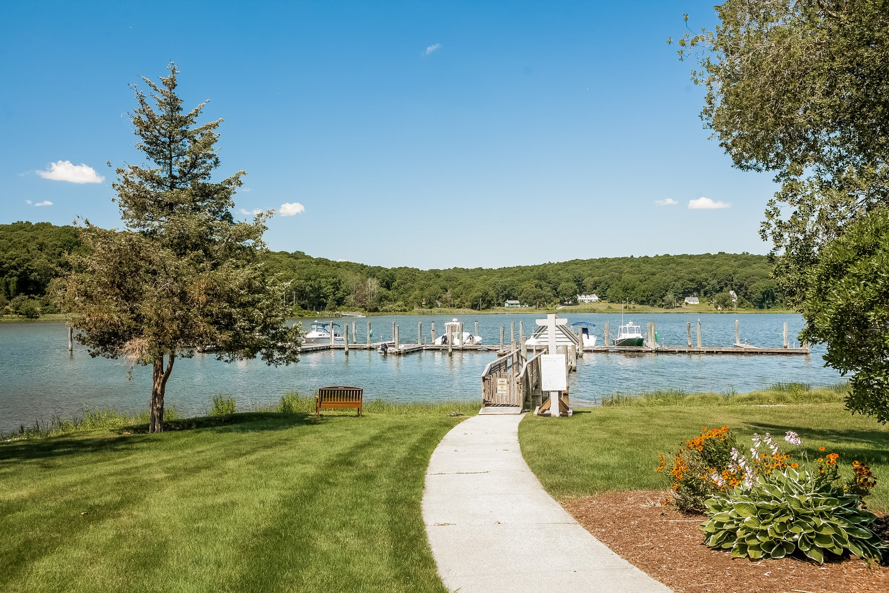 Condominium for Sale at Waterfront With Stunning Views 13 Whitehall Landing 13 Stonington, Connecticut 06355 United States