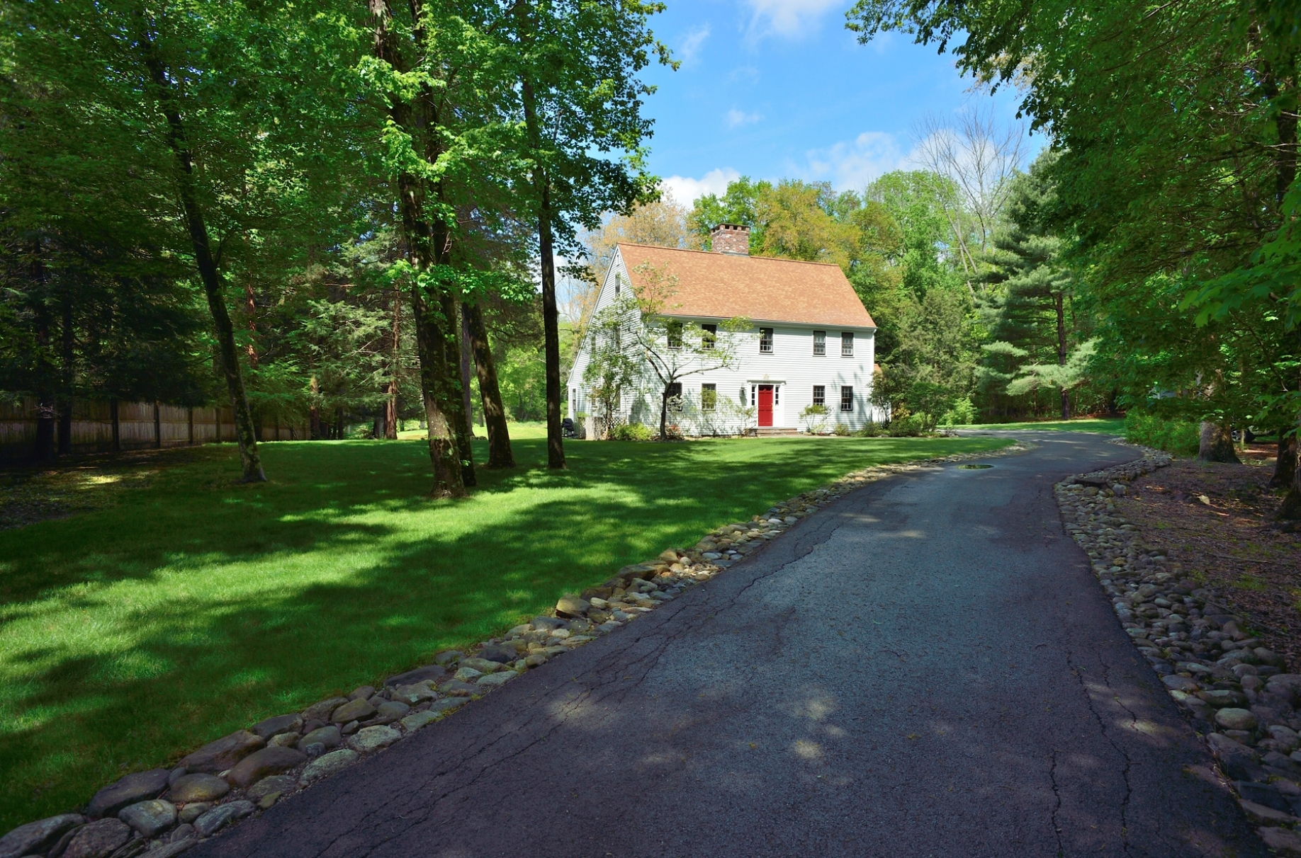 sales property at Enchanting Country Colonial