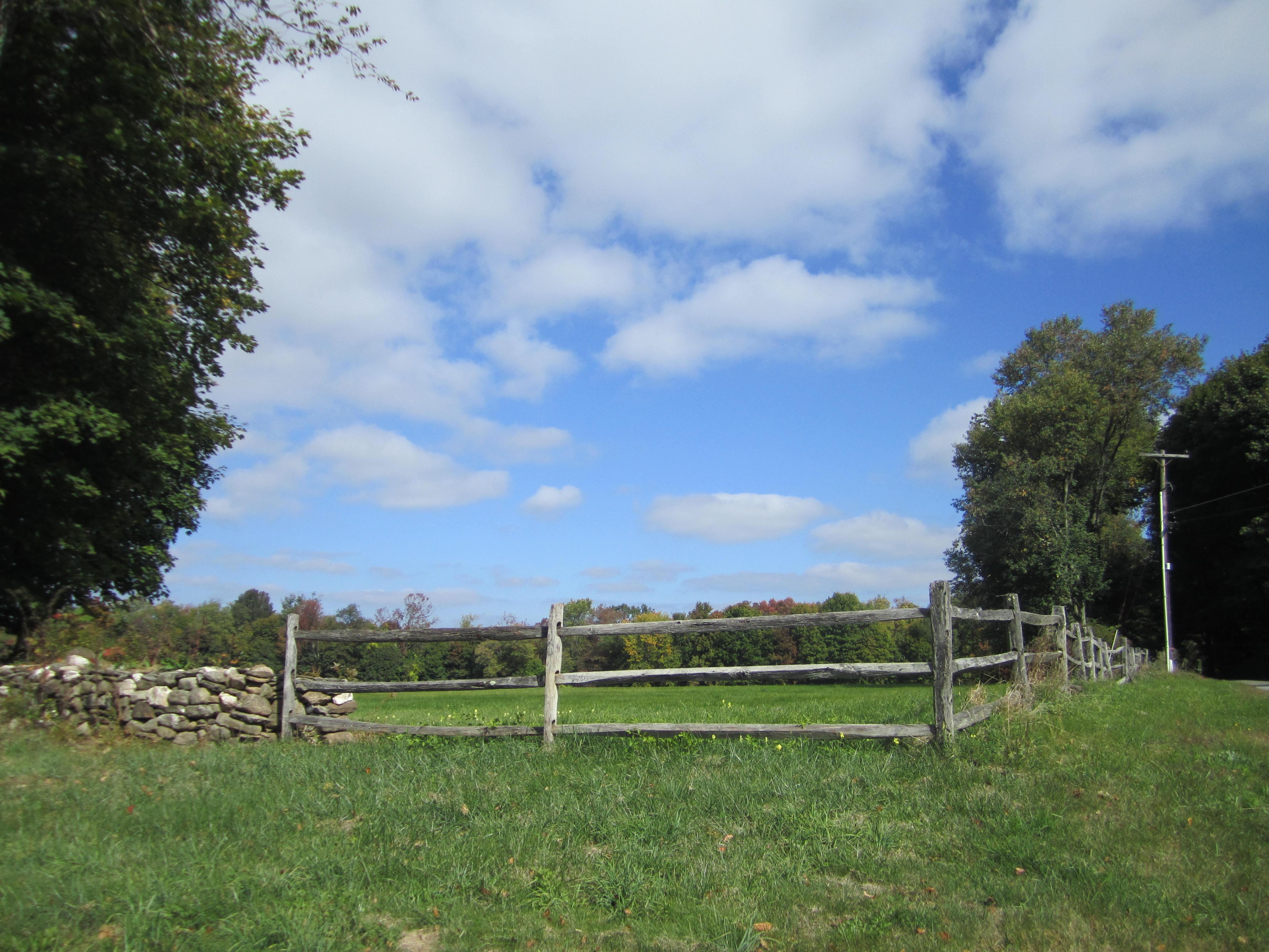 土地 为 销售 在 Spectacular Open Meadow 00 Chestnut Hill Rd 利奇菲尔德, 康涅狄格州, 06759 美国