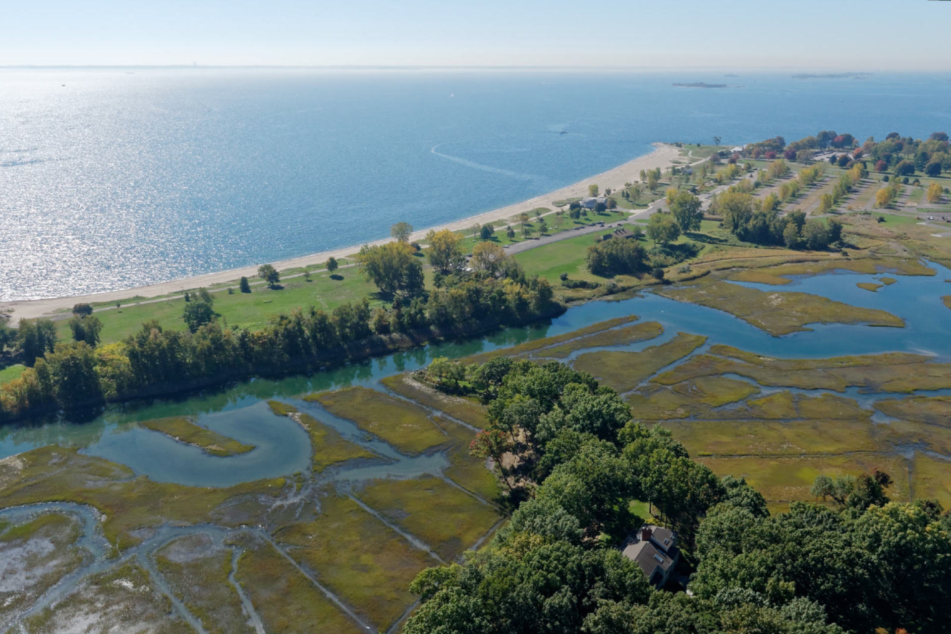 Single Family Home for Sale at SWAN POINT 21 Beachside Common Westport, Connecticut, 06880 United States