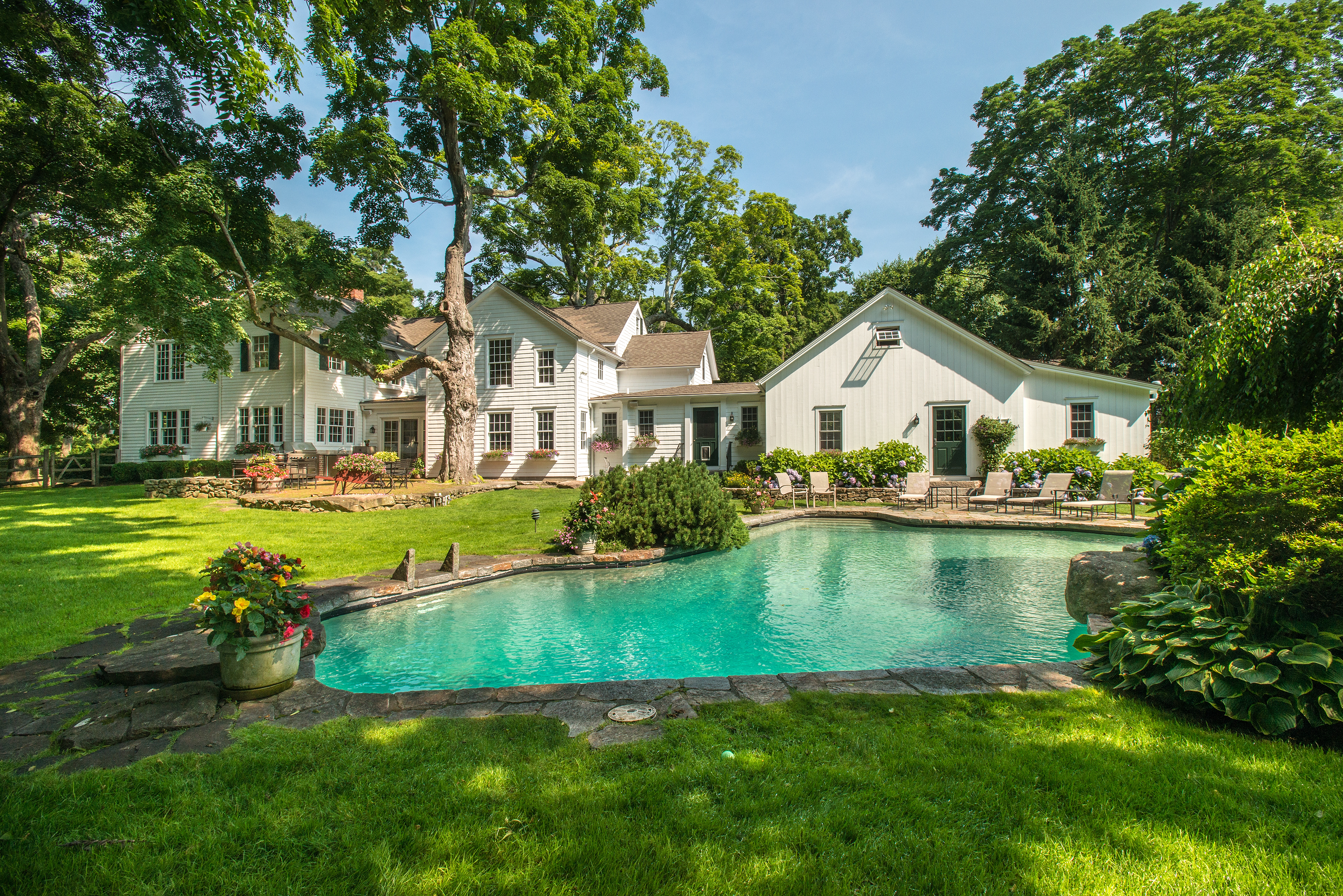 Property For Sale at Historic Renovated Farmhouse