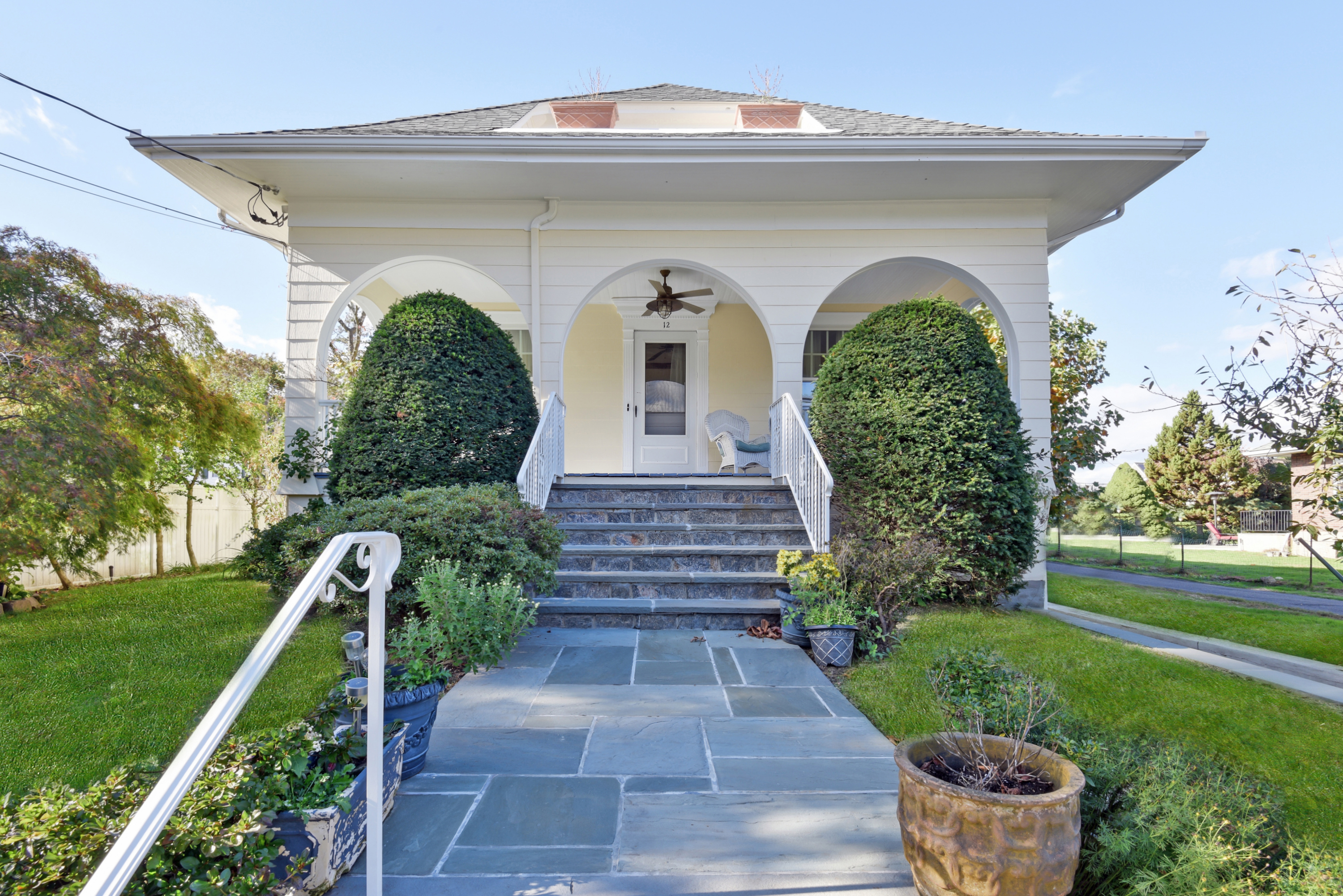 Single Family Home for Sale at Charming Carriage House 12 Chester Place New Rochelle, New York 10801 United States