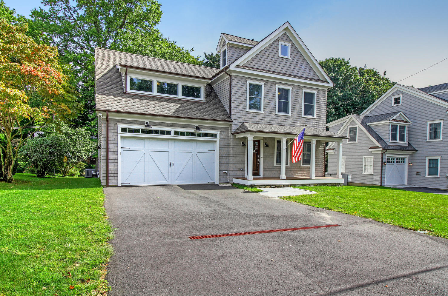 Single Family Home for Sale at Brand New Construction in Desired University Area 54 Figlar Avenue Fairfield, Connecticut, 06824 United States
