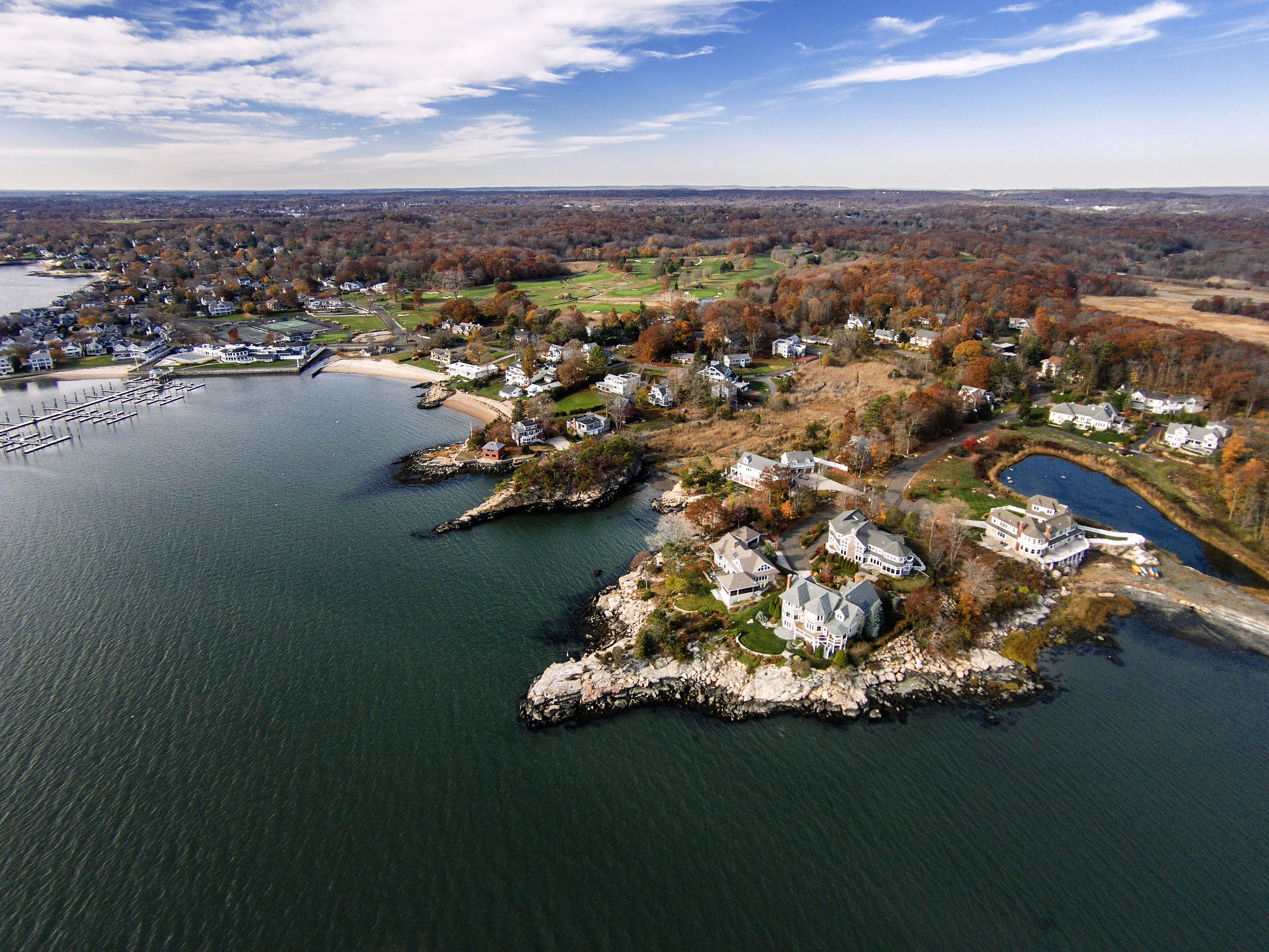 Single Family Home for Sale at Juniper Point Association 24 Juniper Point Rd Branford, Connecticut 06405 United States