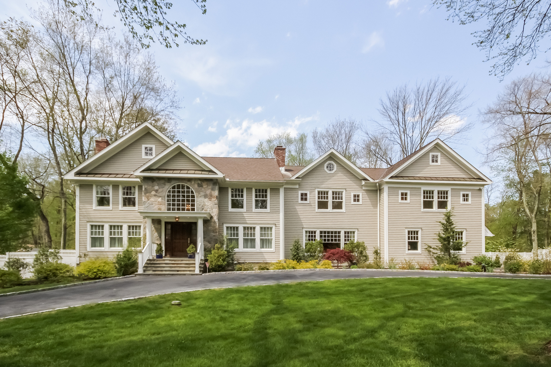 sales property at Handsome Custom Colonial
