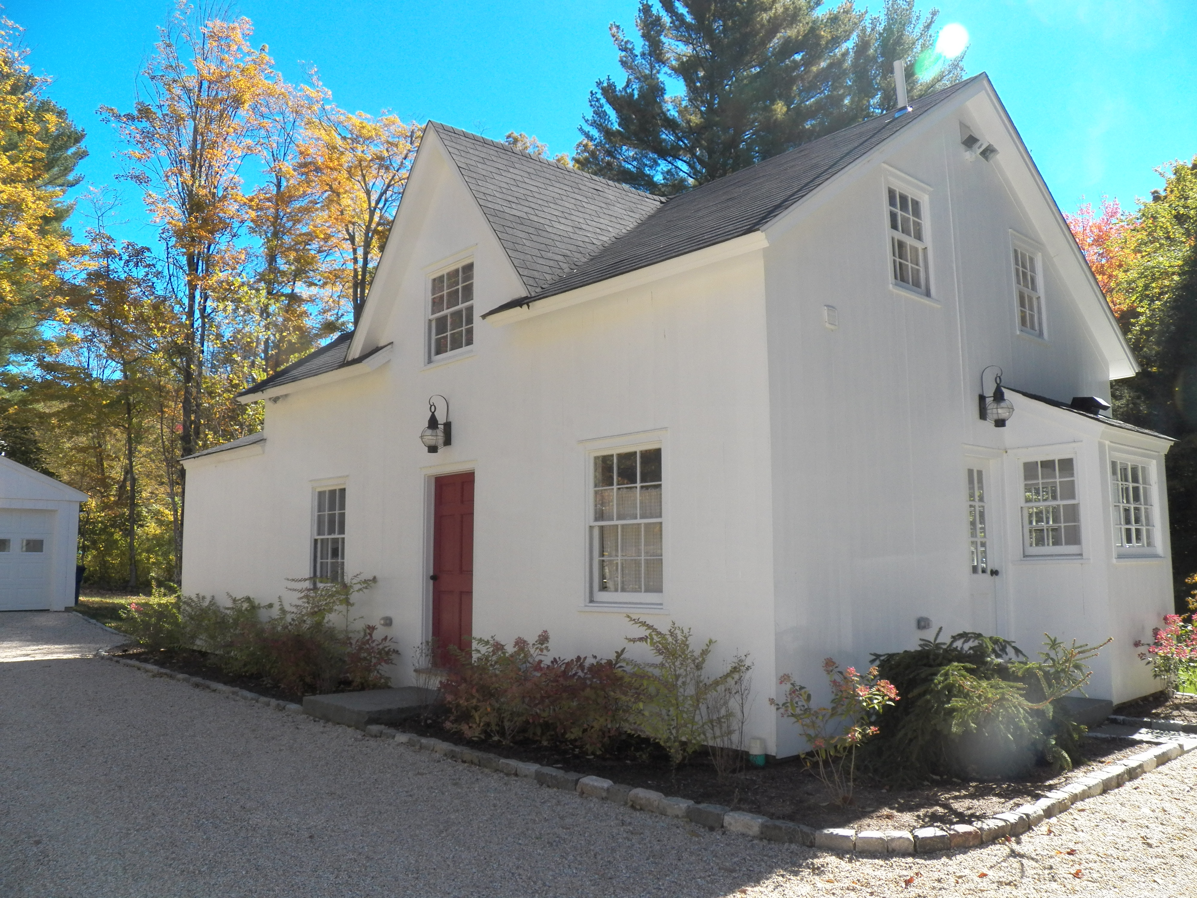 Single Family Home for Sale at Cottage Off The Green 61 Wykeham Rd Washington, Connecticut, 06793 United States