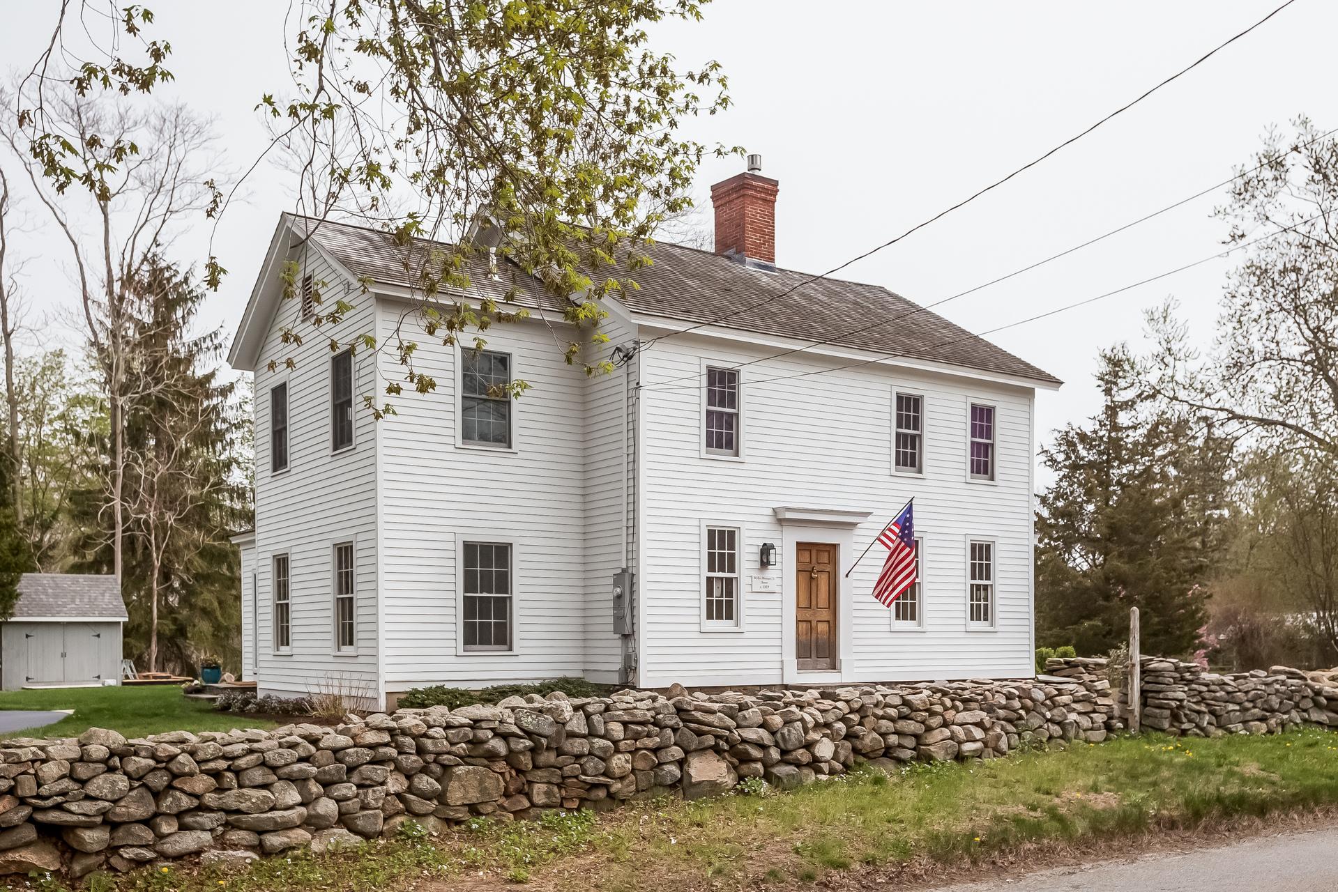 Casa Unifamiliar por un Venta en 18 Warpas Rd Madison, Connecticut 06443 Estados Unidos