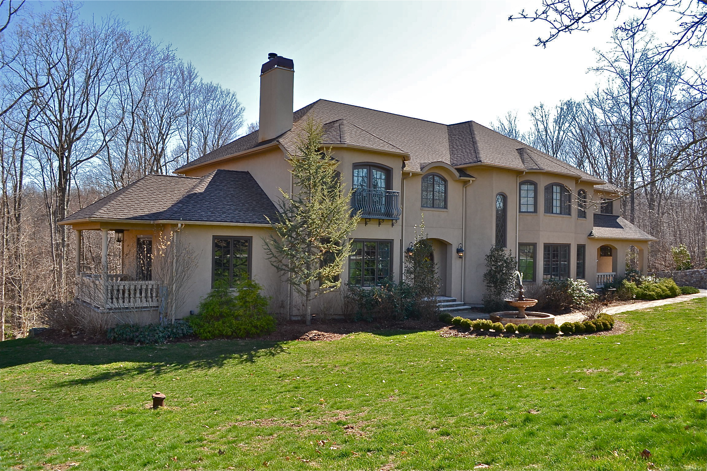 Property For Sale at Exceptional Colonial with Mediterranean Flair