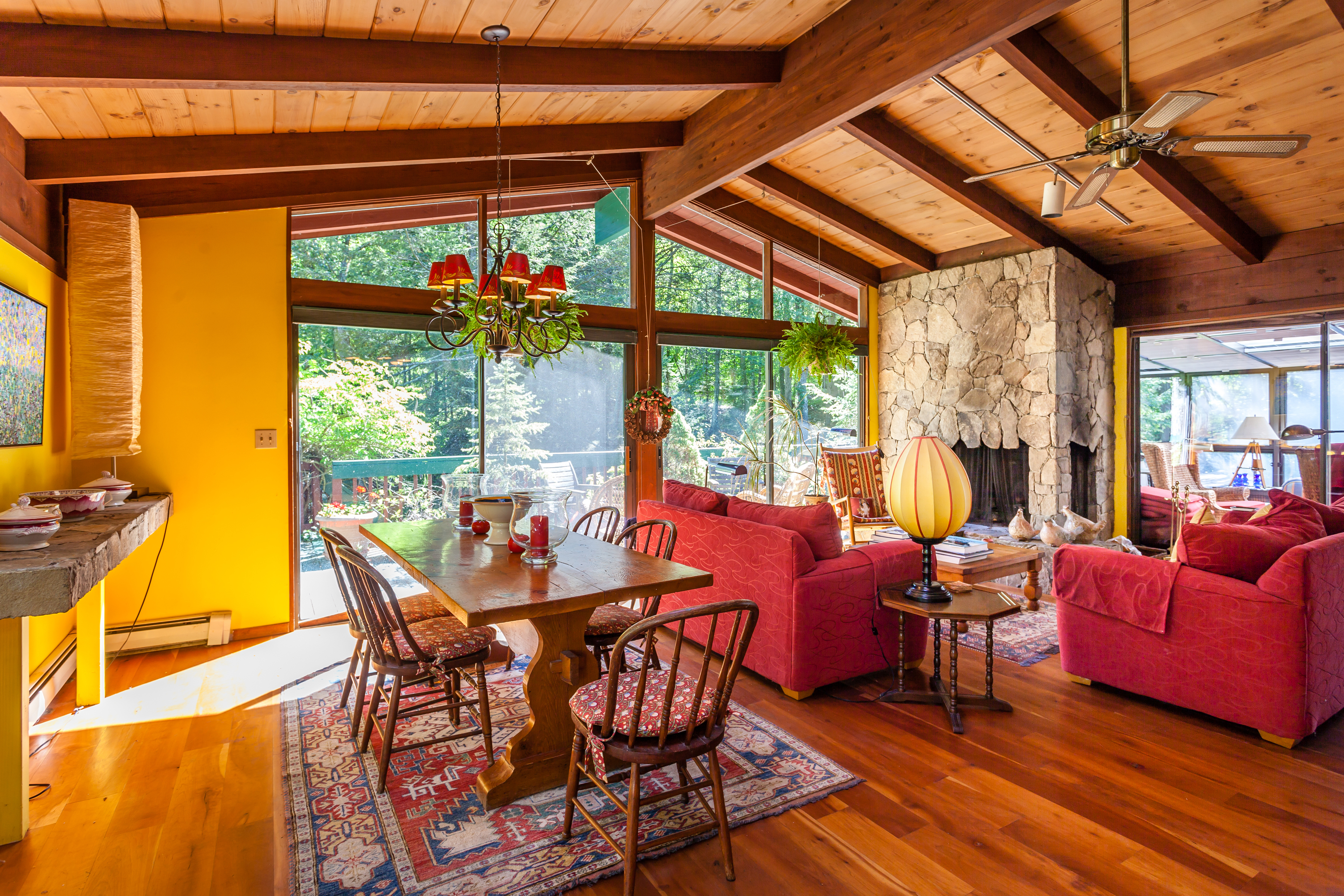 sales property at Charming Chalet Style Contemorary in Candlewood Lake Community