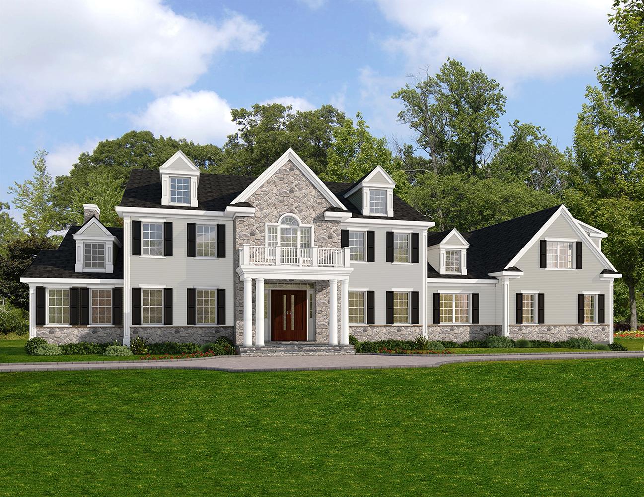 Casa para uma família para Venda às Magnificent 3 Century Trail Harrison, Nova York 10528 Estados Unidos