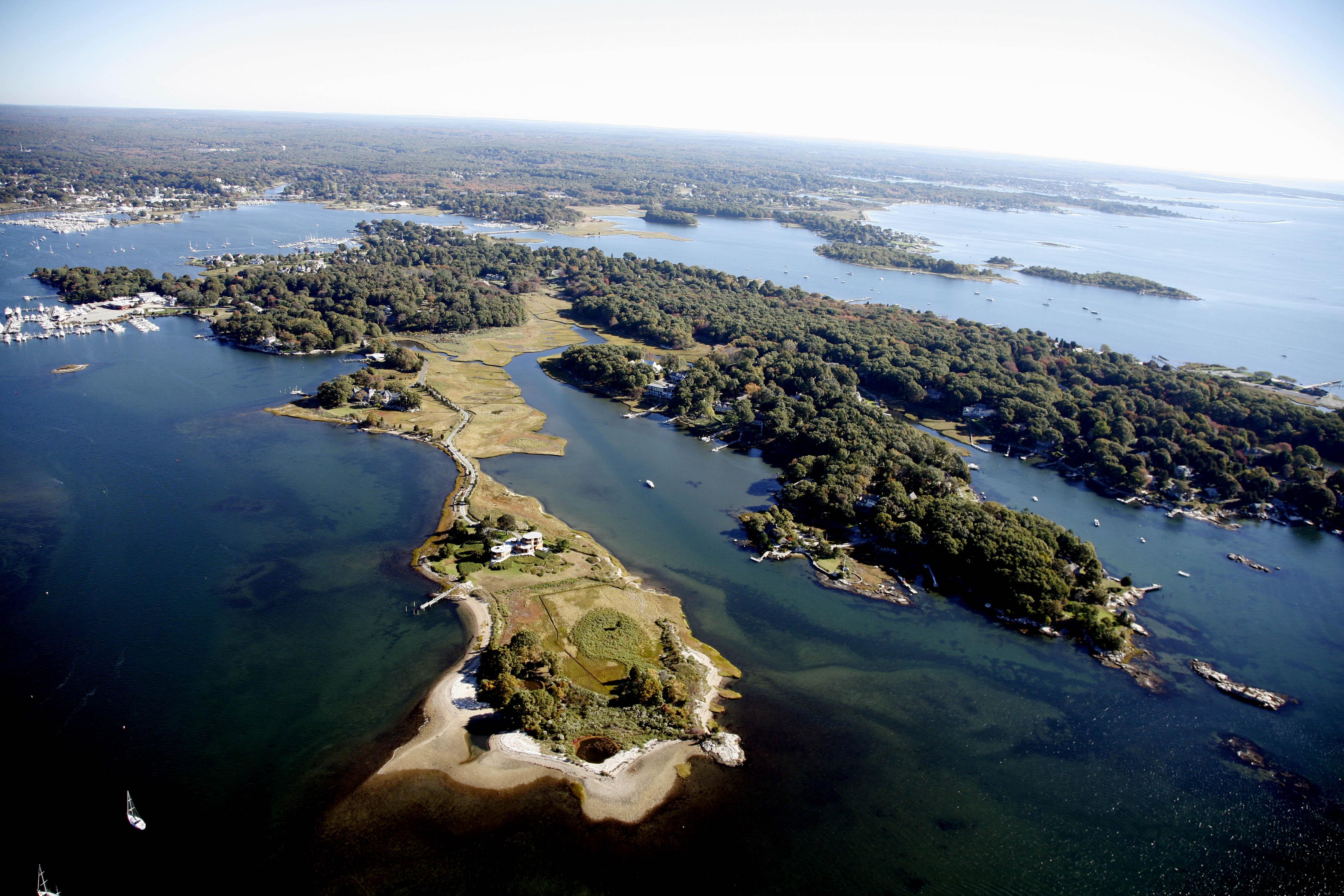 Land für Verkauf beim Mason Island Homes 1 Egret Rd Stonington, Connecticut 06355 Vereinigte Staaten