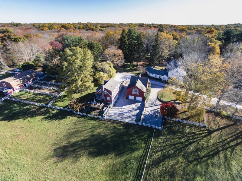 Farm / Ranch / Plantation for Sale at Magnificent Equestrian Country Estate 75 Reutemann Road North Stonington, Connecticut 06359 United States
