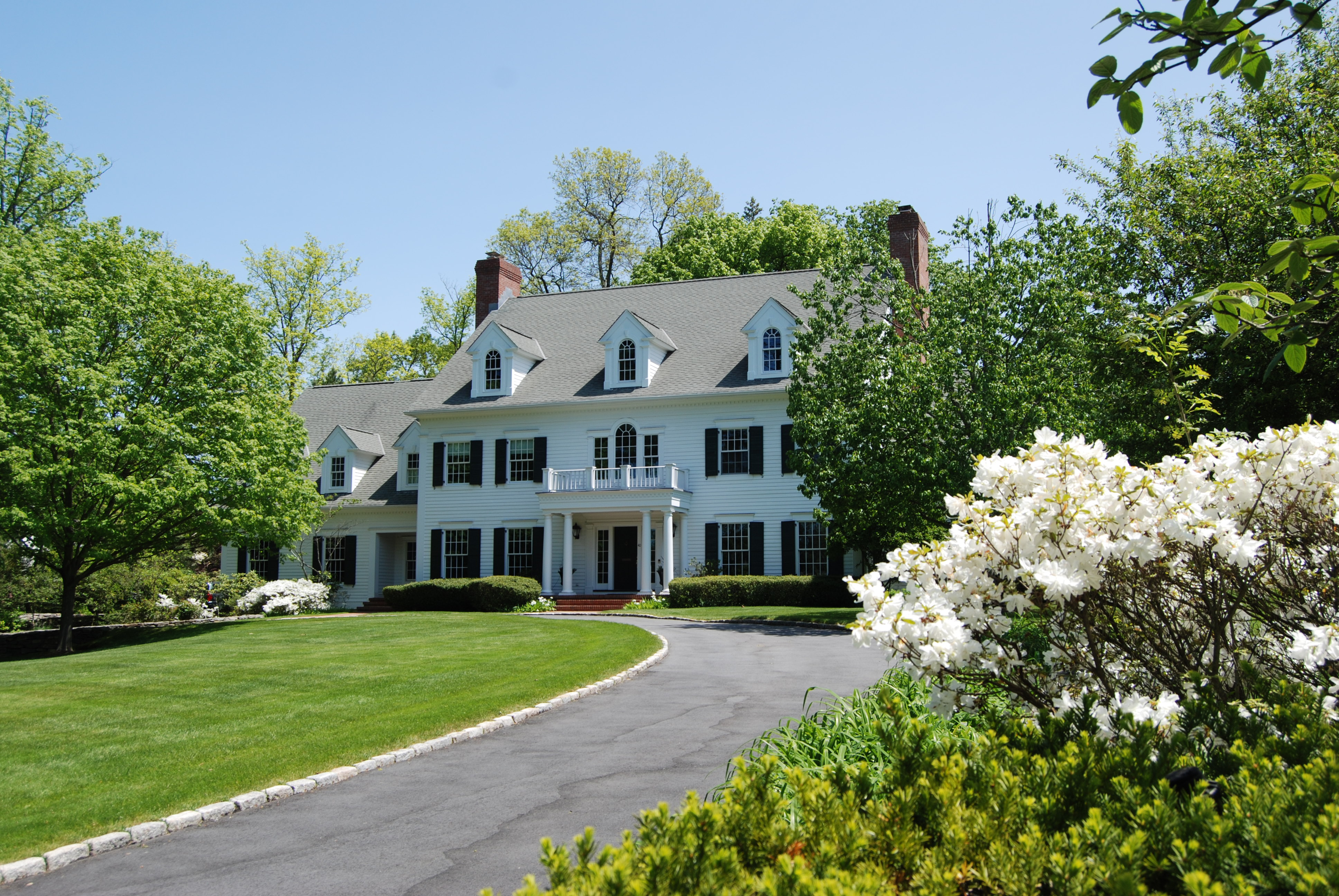 sales property at Magnificent Scarsdale Colonial