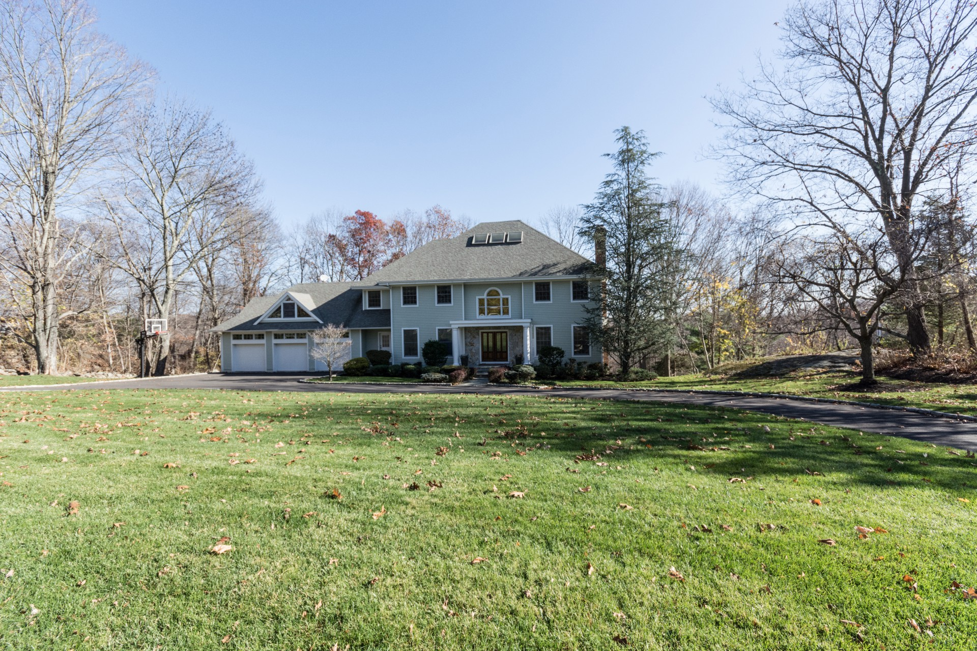 Property For Sale at North Stamford Colonial