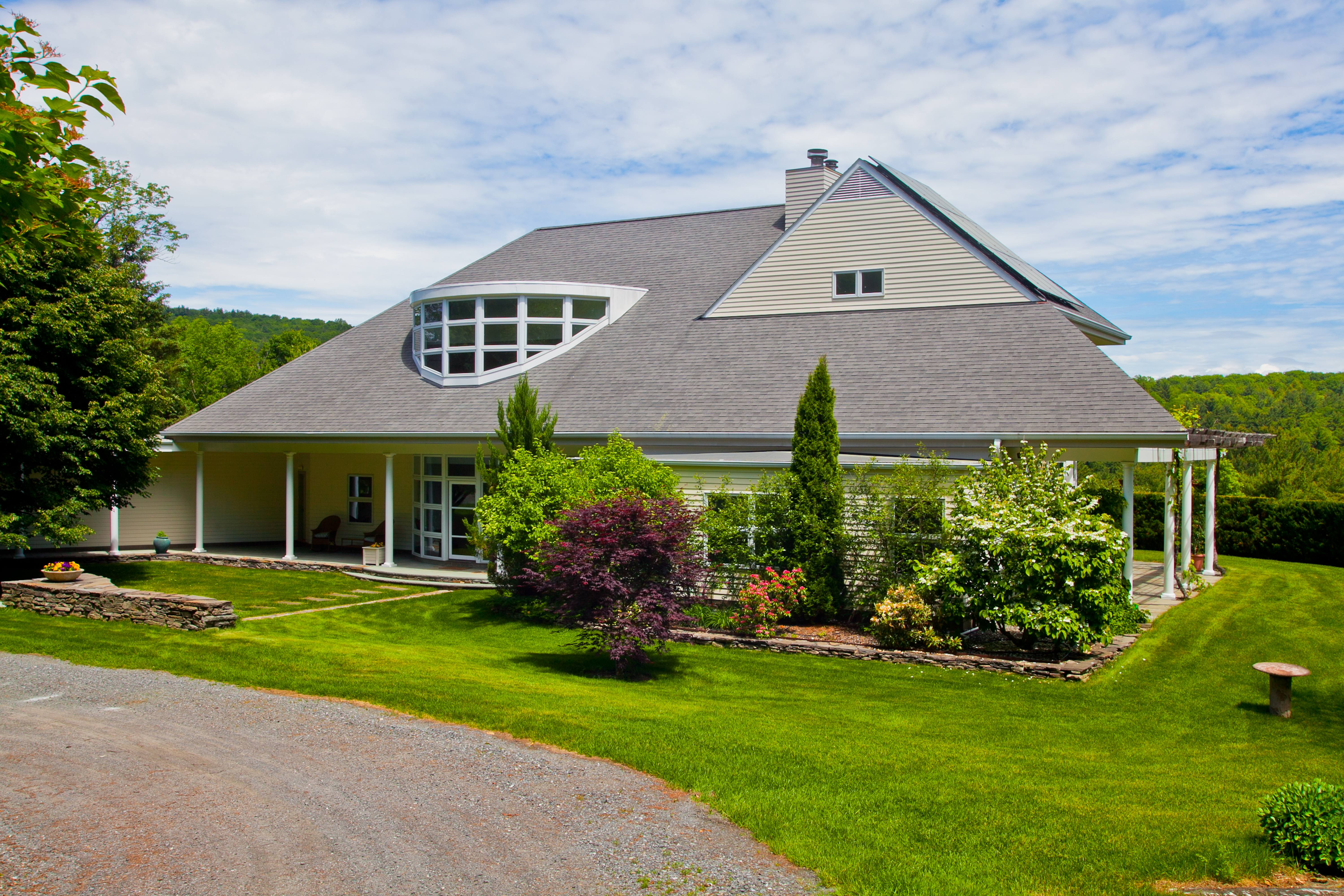 Property For Sale at Stunning Contemporary with Mountain Views on 15 Private Acres, Ideal Location