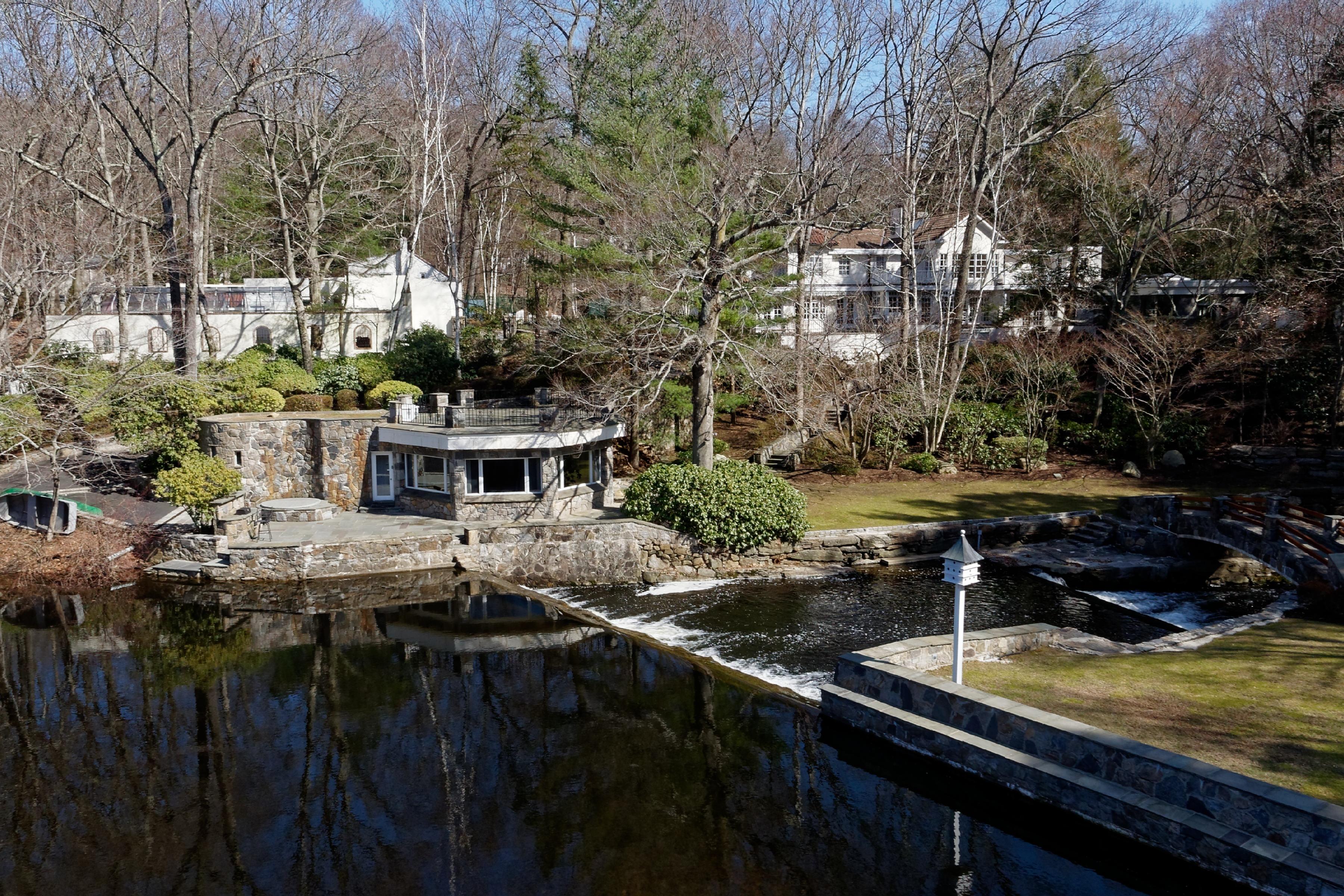 Casa para uma família para Venda às River Run 157 Easton Road Westport, Connecticut 06880 Estados Unidos