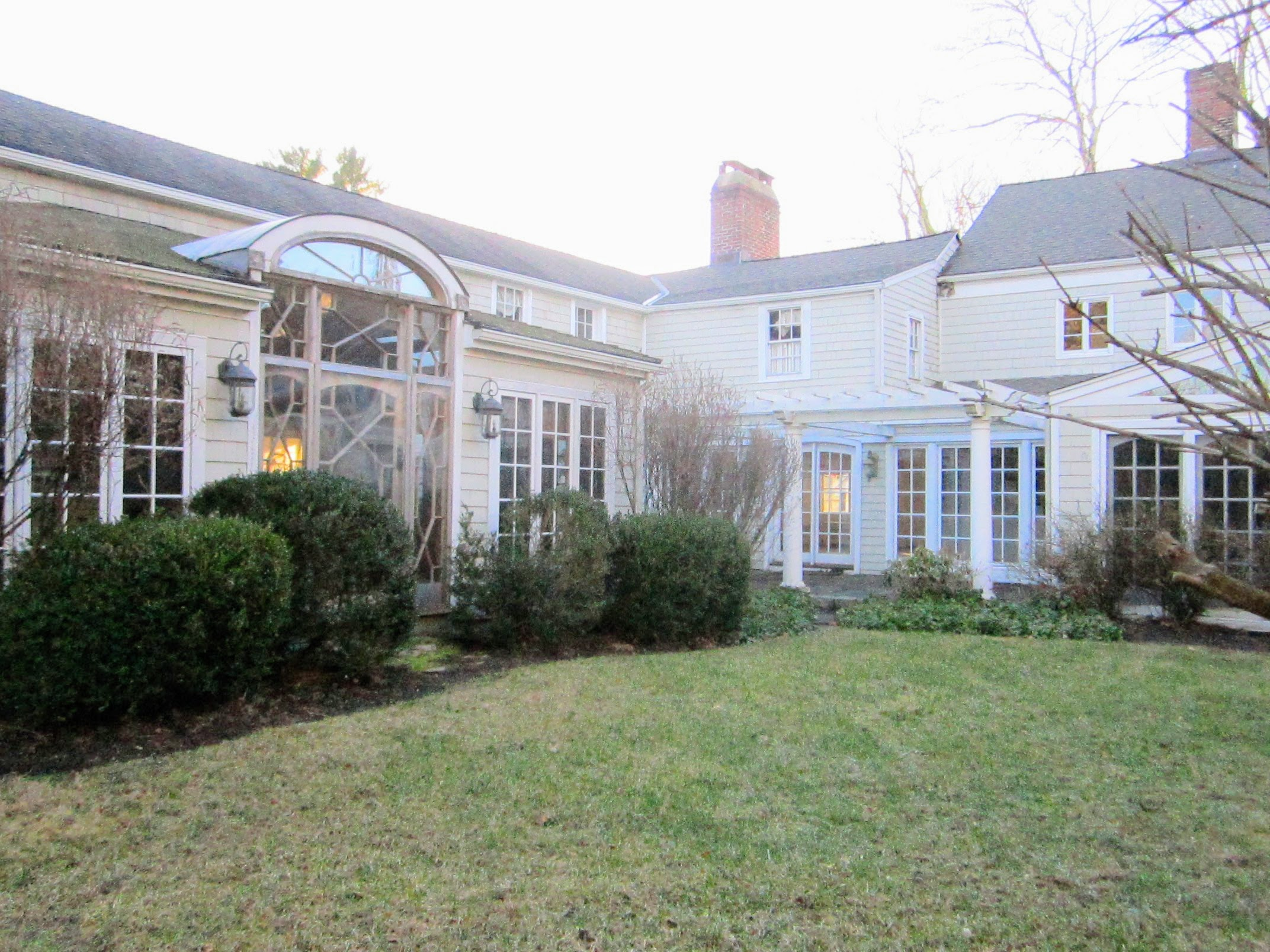 Single Family Home for Sale at The Northrup-Scott Homestead 1090 Ridgefield Road Wilton, Connecticut, 06897 United States