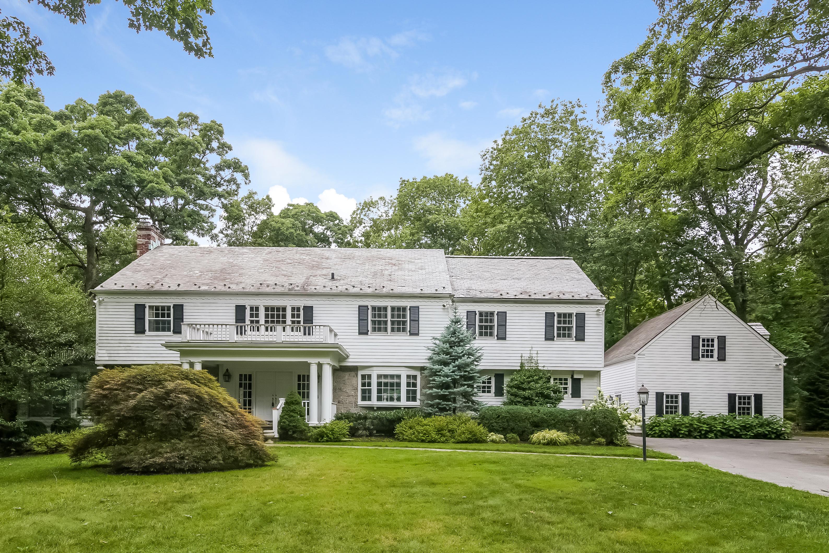 獨棟家庭住宅 為 出售 在 6 Clinton Lane Harrison, 紐約州, 10528 美國