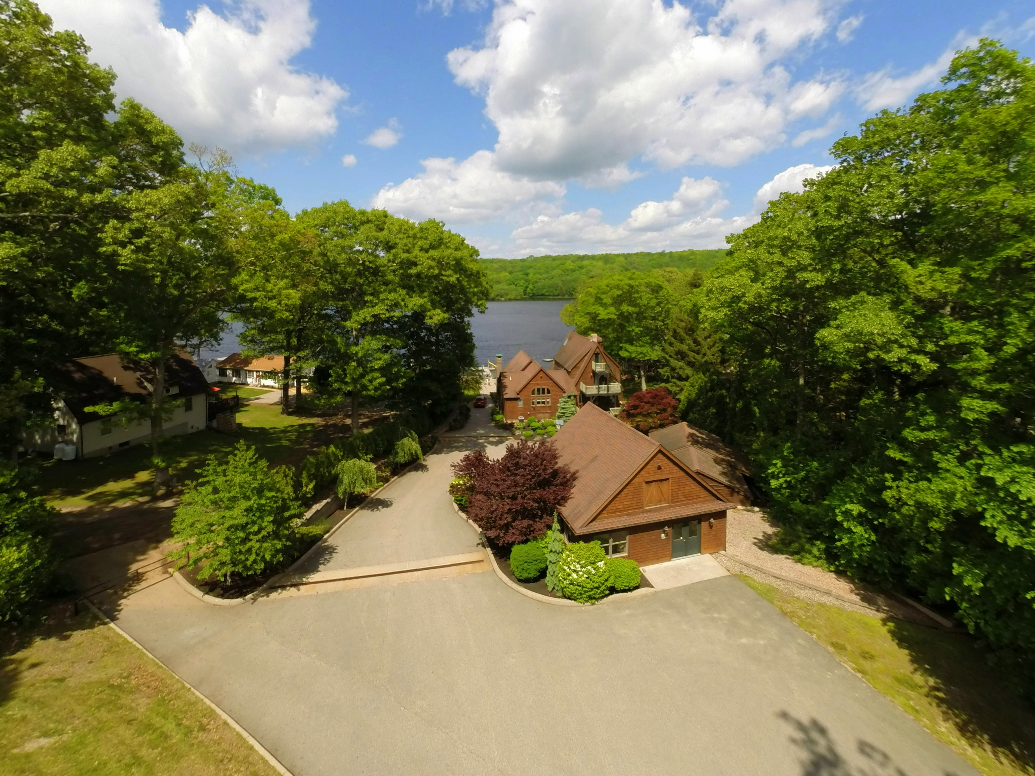 Single Family Home for Sale at The Lake House 1439 Old Colchester Rd Montville, Connecticut 06370 United States