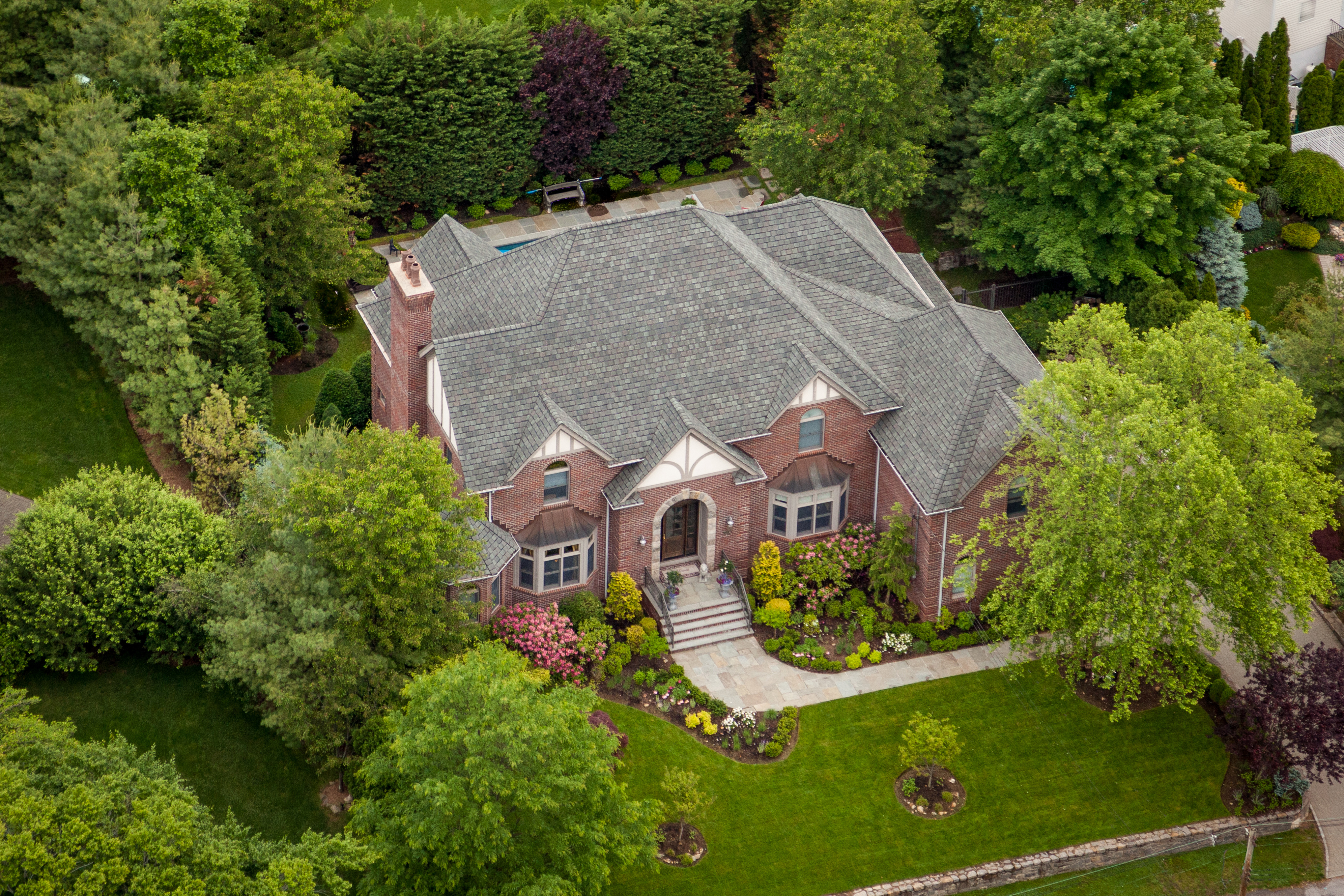 Single Family Home for Sale at Magnificent Tudor 6 Corwood Road Bronxville, New York 10708 United States