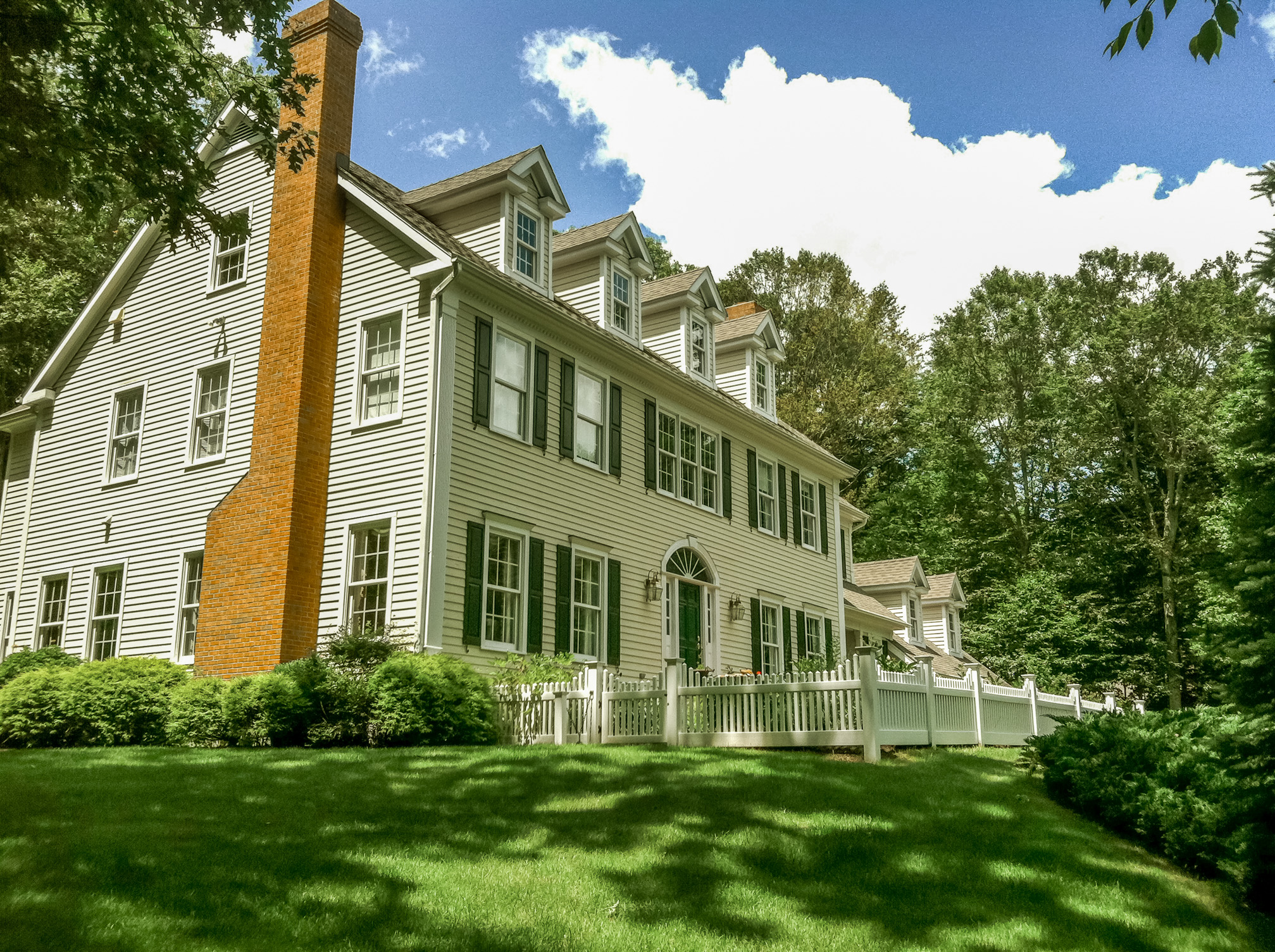 Single Family Home for Sale at Enjoy Every Indulgence! 152 Cheesespring Road Wilton, Connecticut, 06897 United States