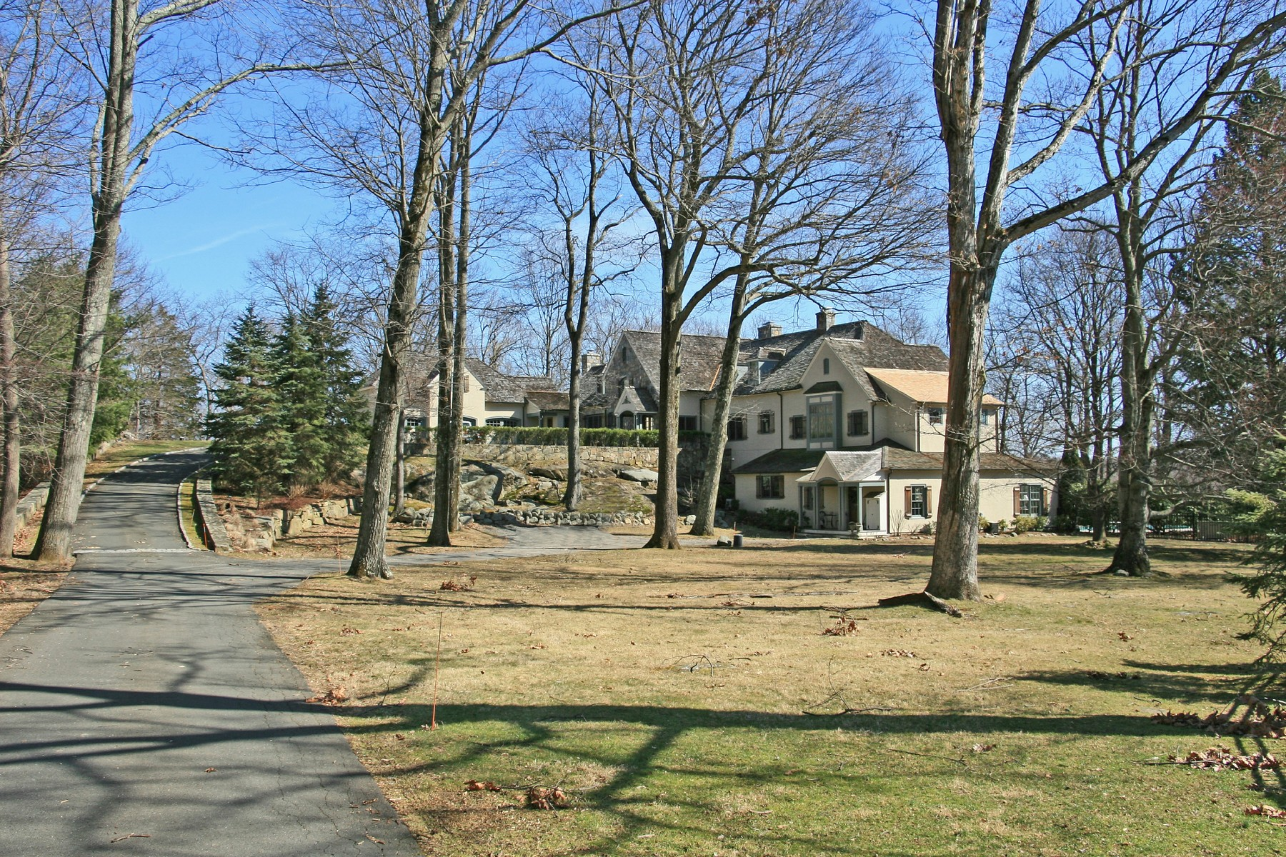 Single Family Home for Sale at Totally Remodeled & Expanded Colonial 114 Nod Road Ridgefield, Connecticut, 06877 United States