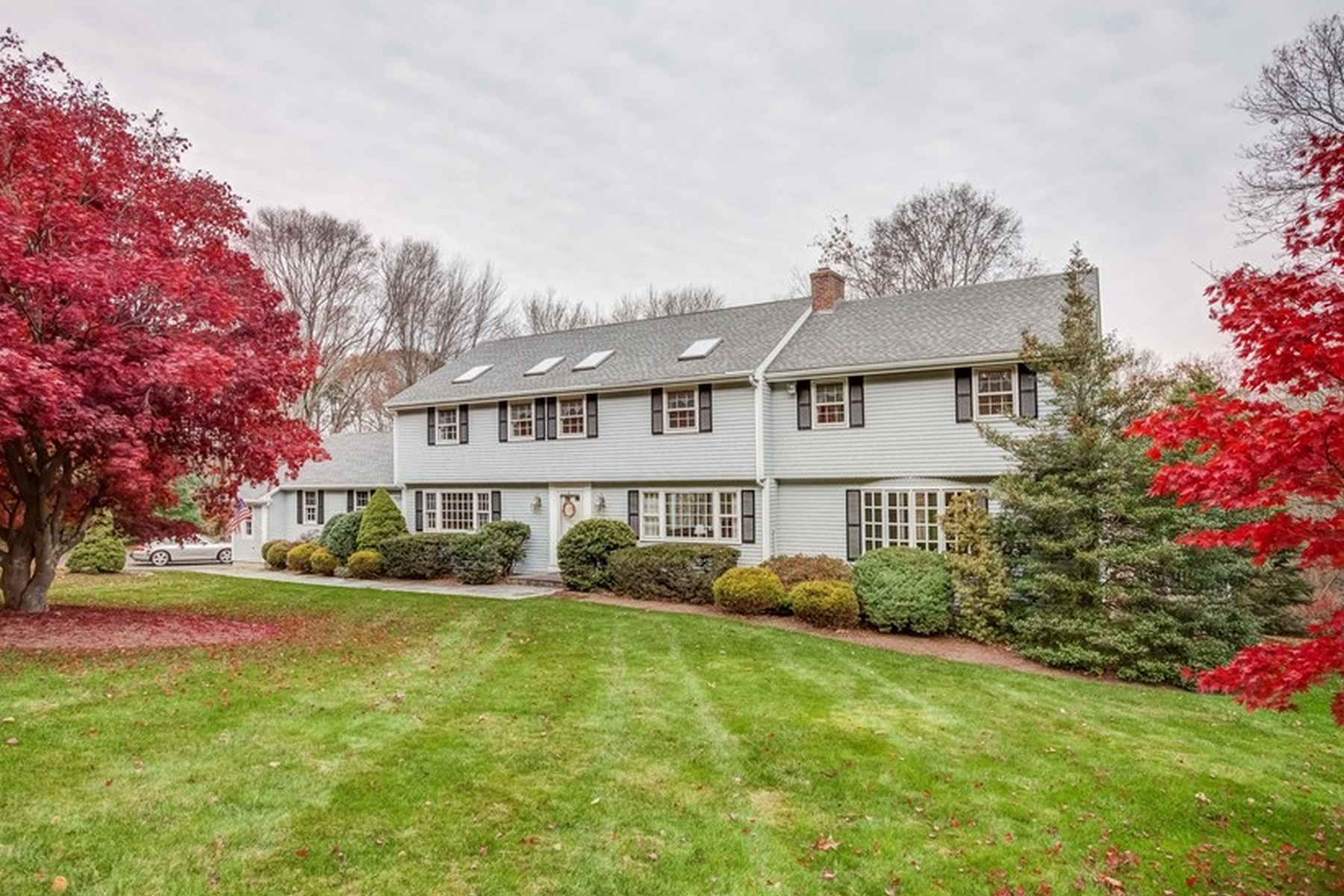 Single Family Home for Sale at Cul-de-Sac Location 37 Whiting Farm Road Branford, Connecticut 06405 United States