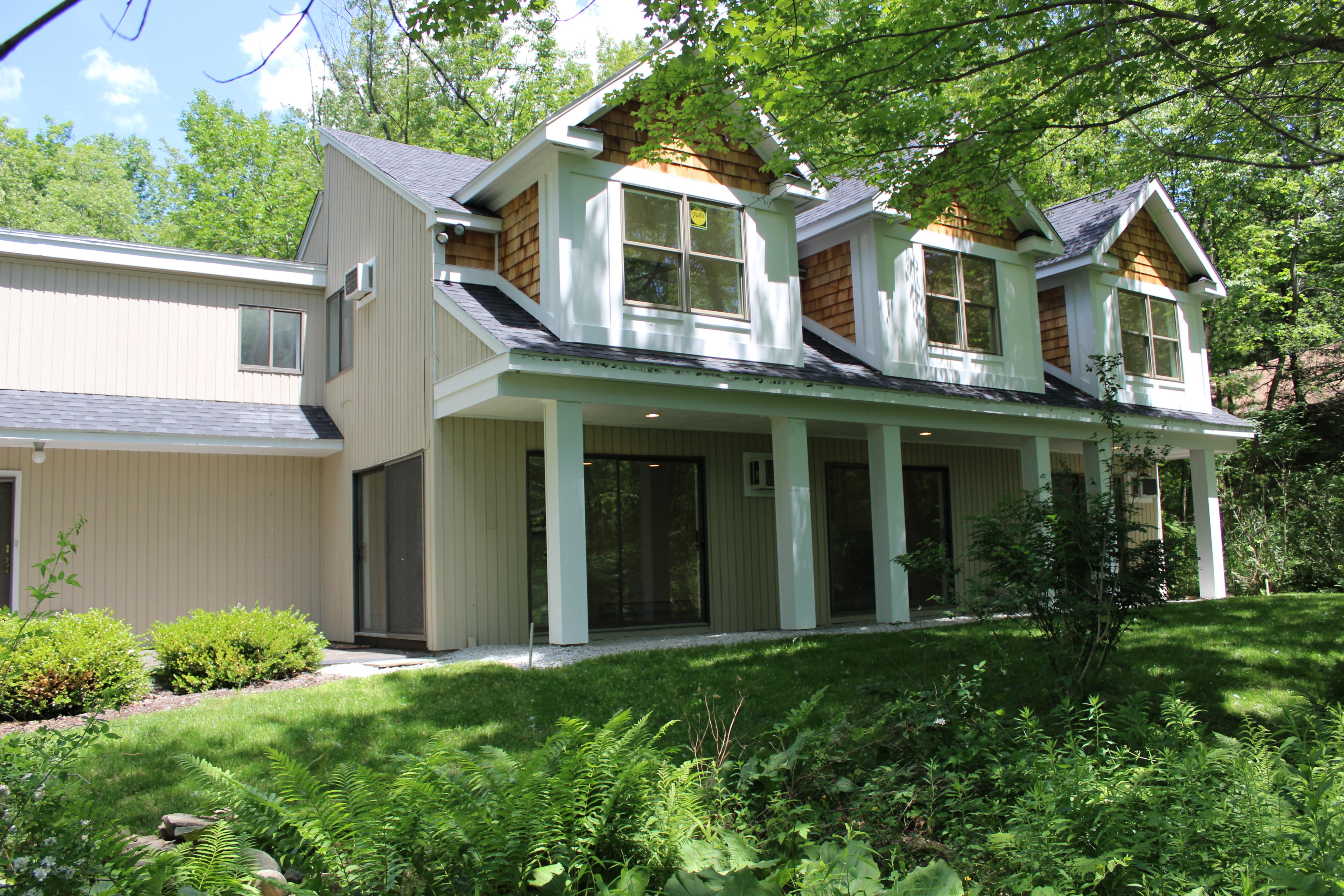 sales property at Woodridge Lake Contemporary Home