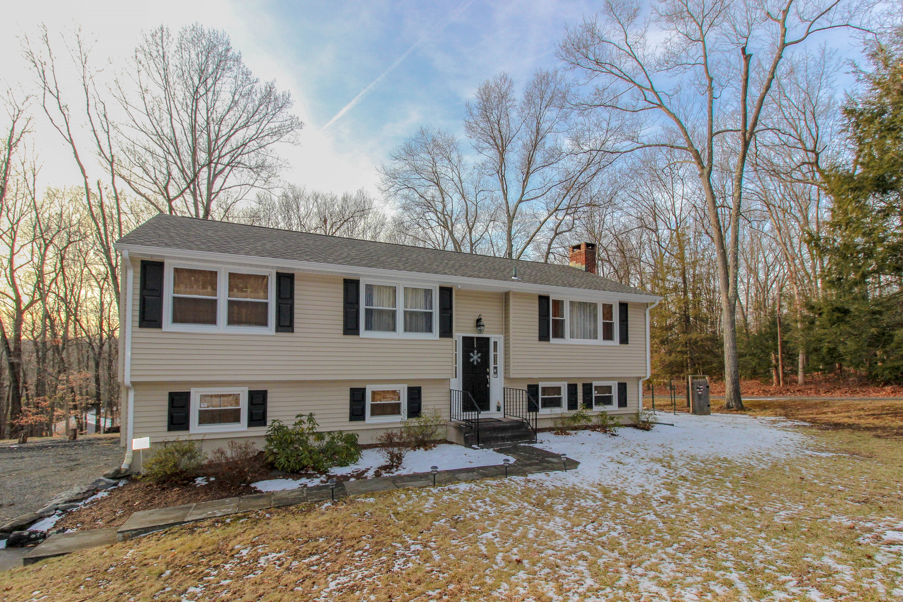Single Family Home for Sale at Beautifully Updated 13 New Light Drive Danbury, Connecticut, 06810 United States
