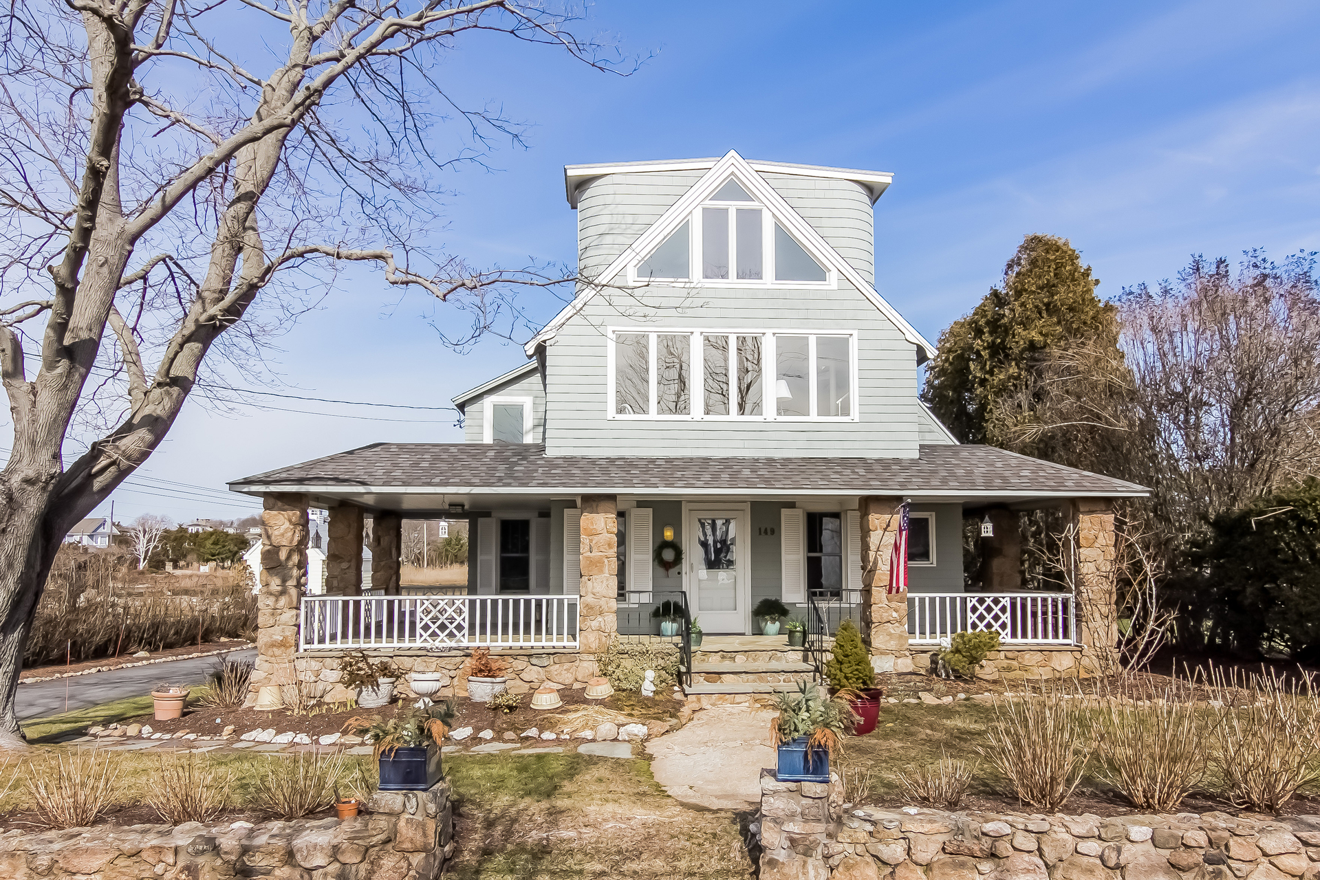 Single Family Home for Sale at Sachems Head Association 149 Prospect Ave Guilford, Connecticut, 06437 United States