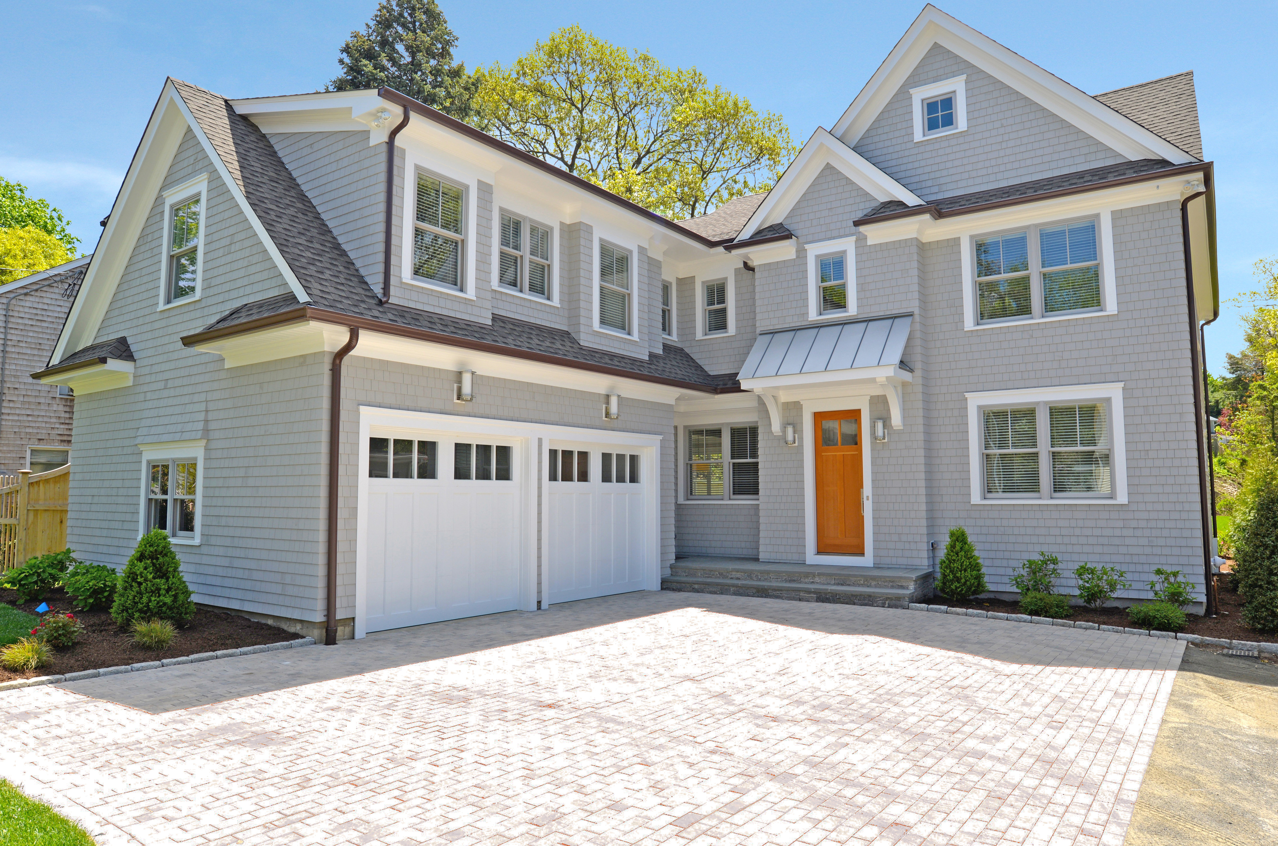 Single Family Home for Sale at New Construction 15 Vani Court Westport, Connecticut, 06880 United States