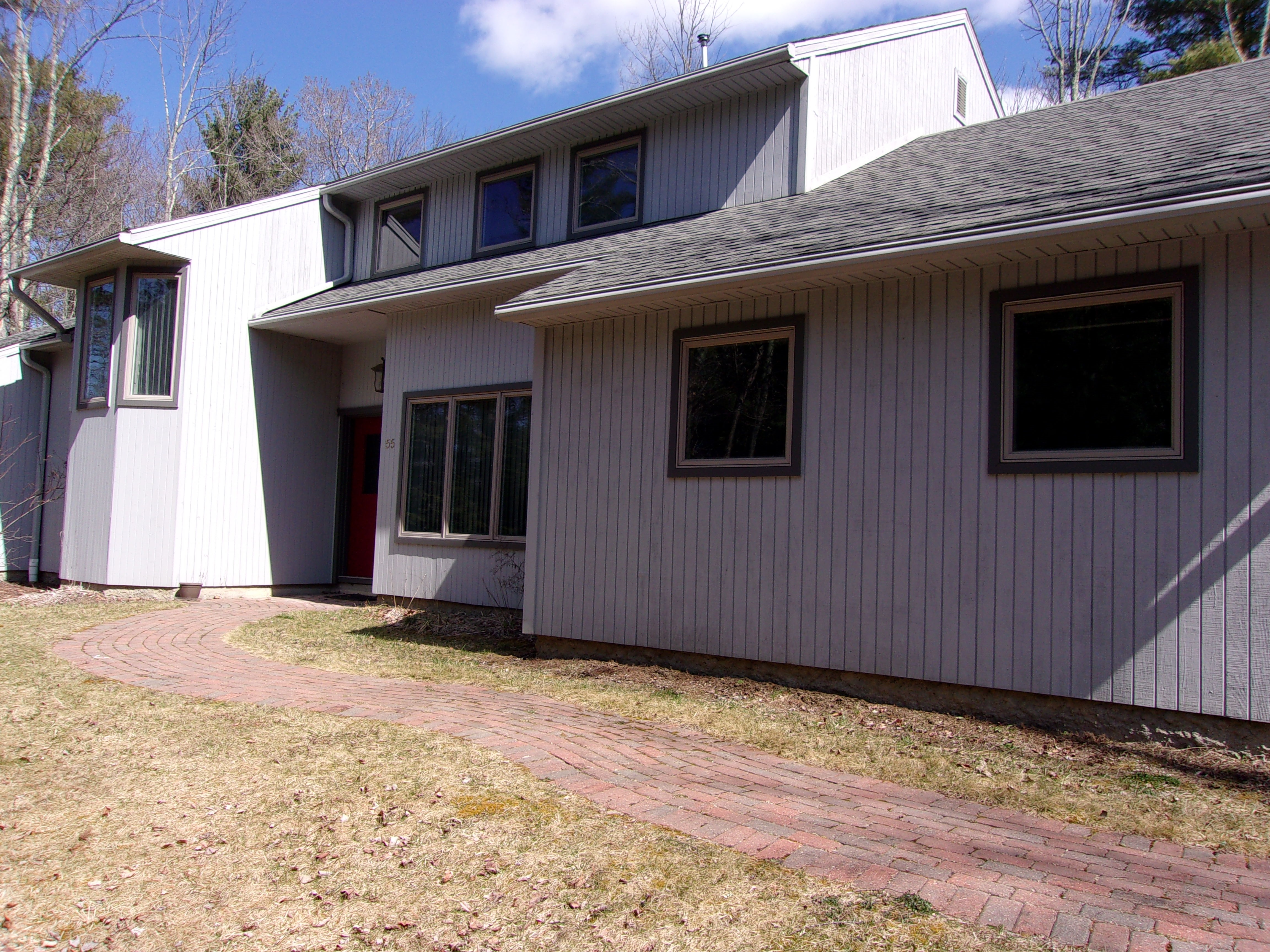 Single Family Home for Sale at Woodridge Lake Single Level Living 55 Shelbourne Dr Goshen, Connecticut, 06756 United States