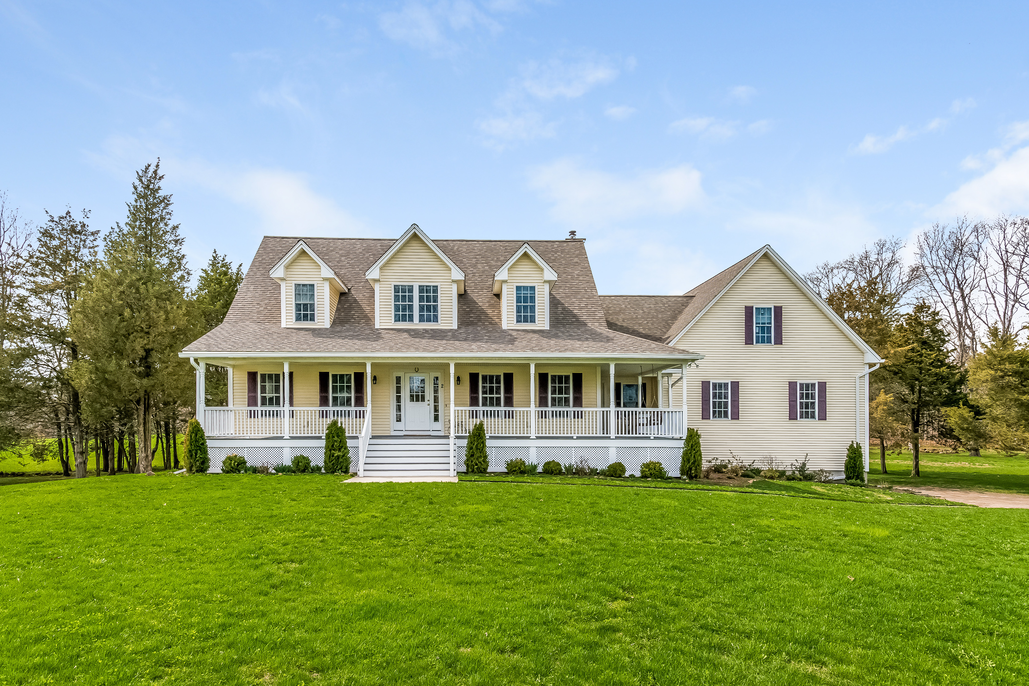 "Single Family Home for Sale at Builder""s Own Custom Built Colonial 2 Autumn Court North Branford, Connecticut, 06472 United States"
