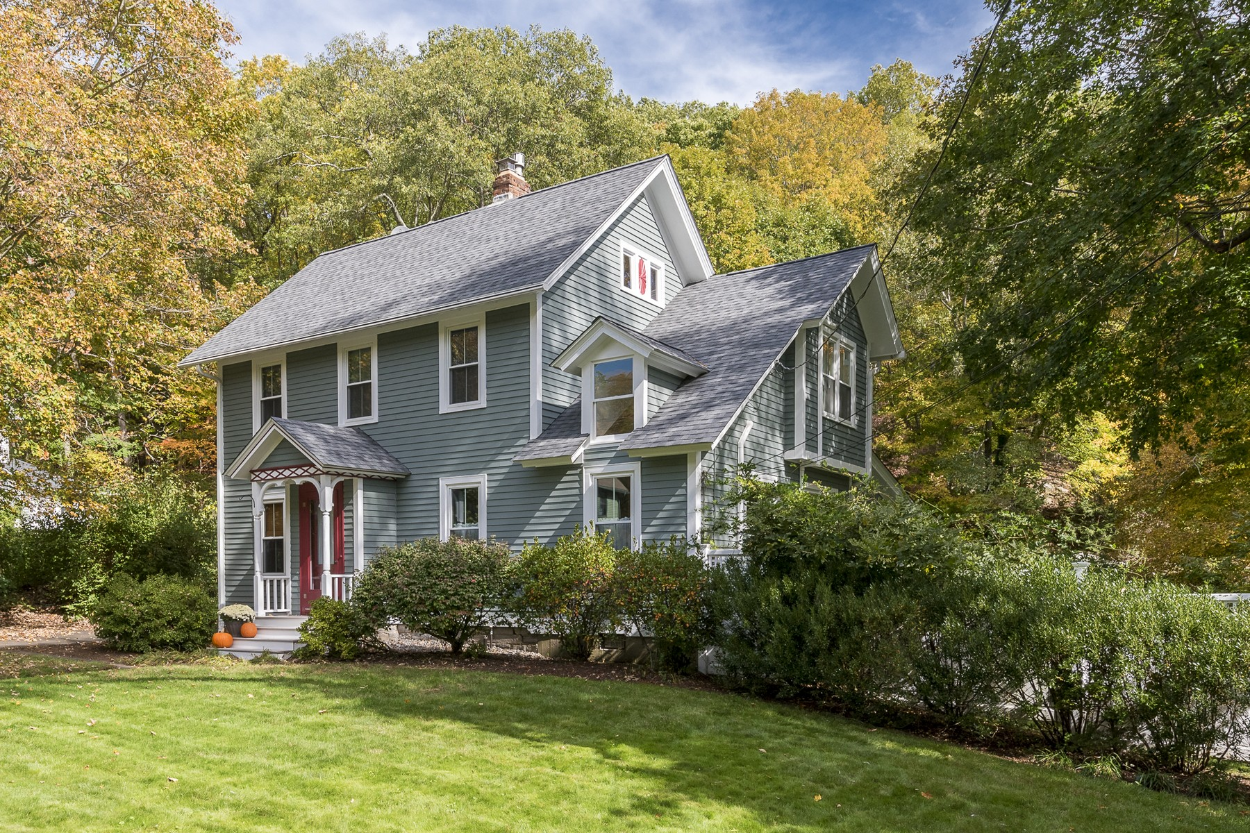 sales property at Truly Unique ca.1890 Chester Village Home