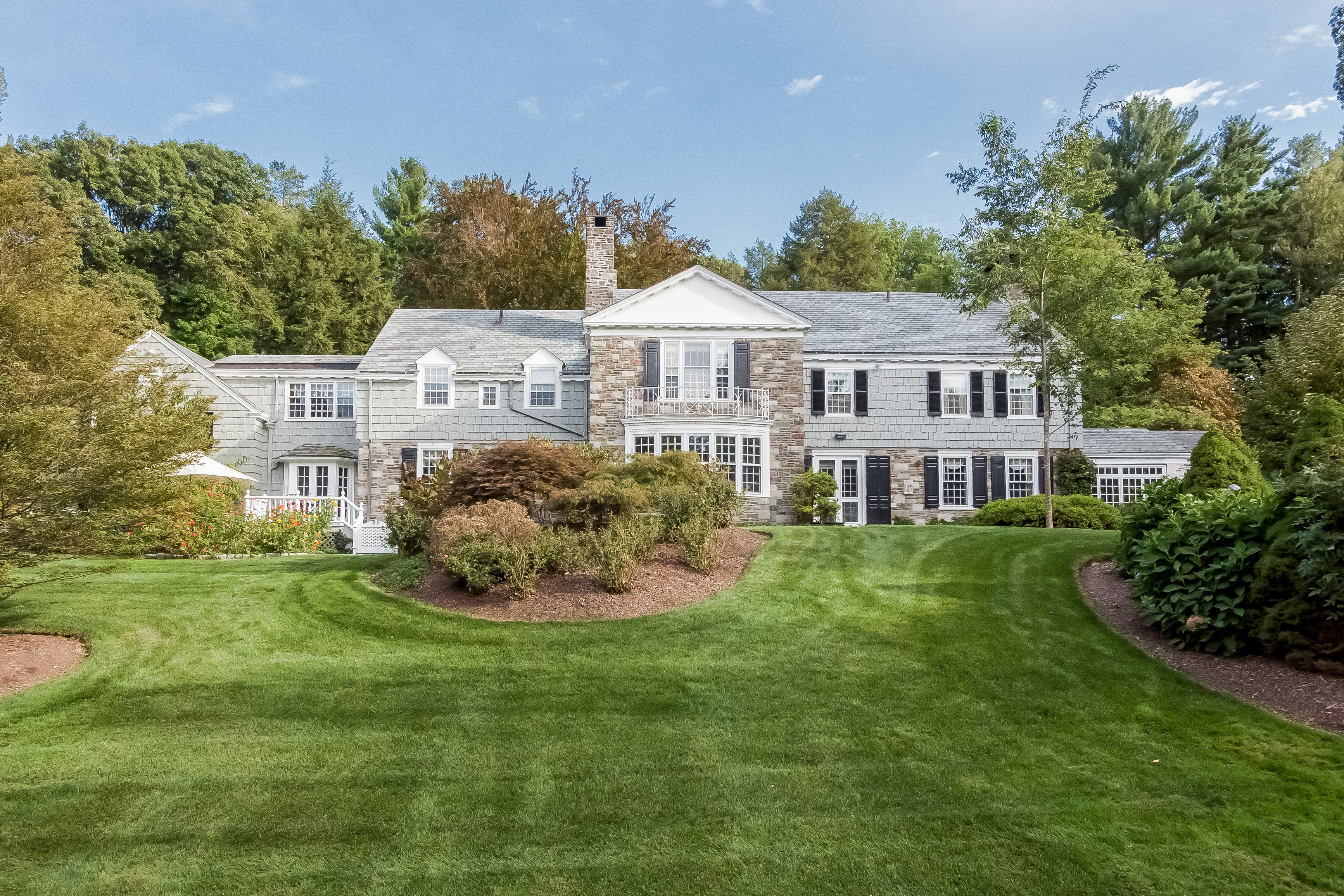 "Single Family Home for Sale at ""Summersong"" - A Classic 1930's Estate 8 Pinnacle Mountain Rd Simsbury, Connecticut, 06070 United States"