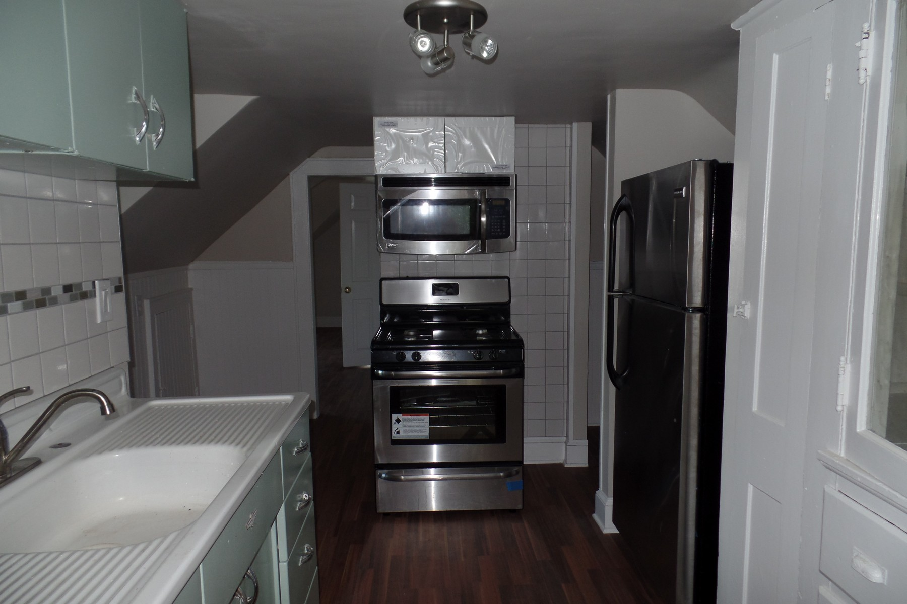 Property Of Newly Renovated Third Floor Two Bedroom Apartment