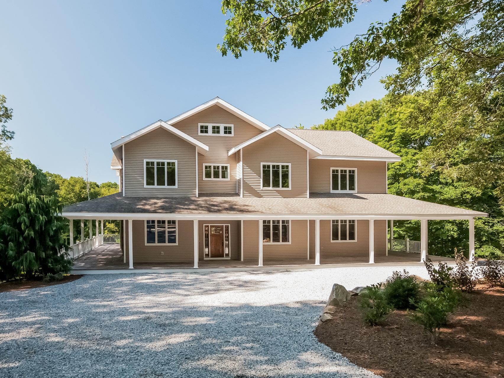 Einfamilienhaus für Verkauf beim 2710 Boston Post Rd Guilford, Connecticut 06437 Vereinigte Staaten