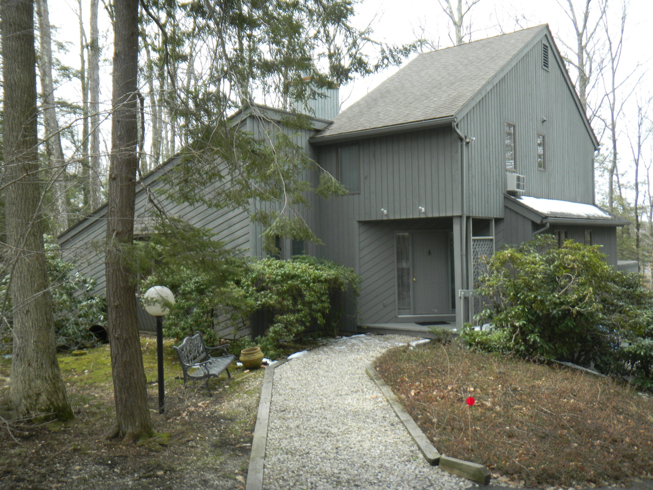 Single Family Home for Sale at Woodridge Lake Home 136 Wellsford Drive Goshen, Connecticut, 06756 United States