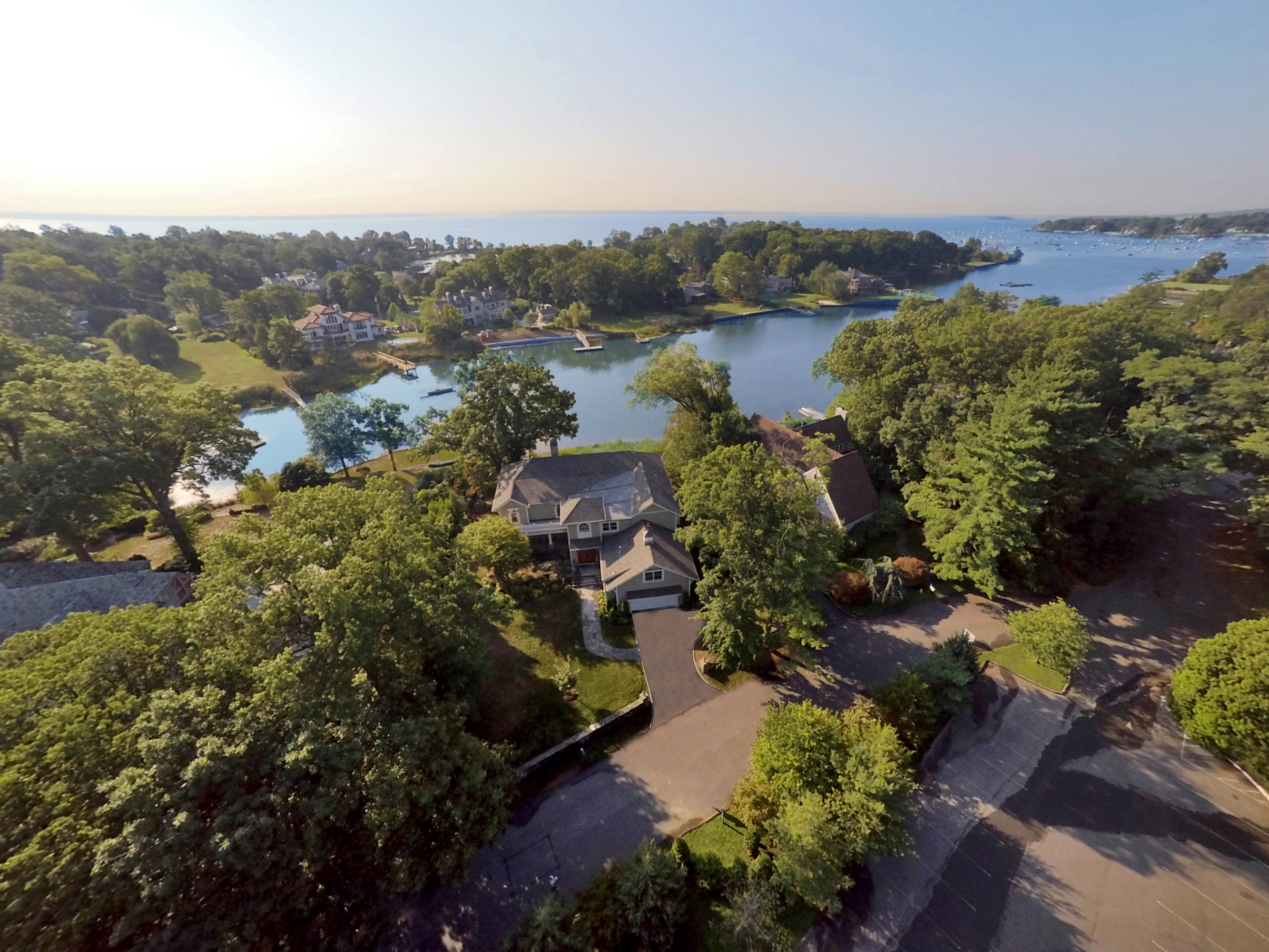 rentals property at Stunning Delancey Cove Waterfront