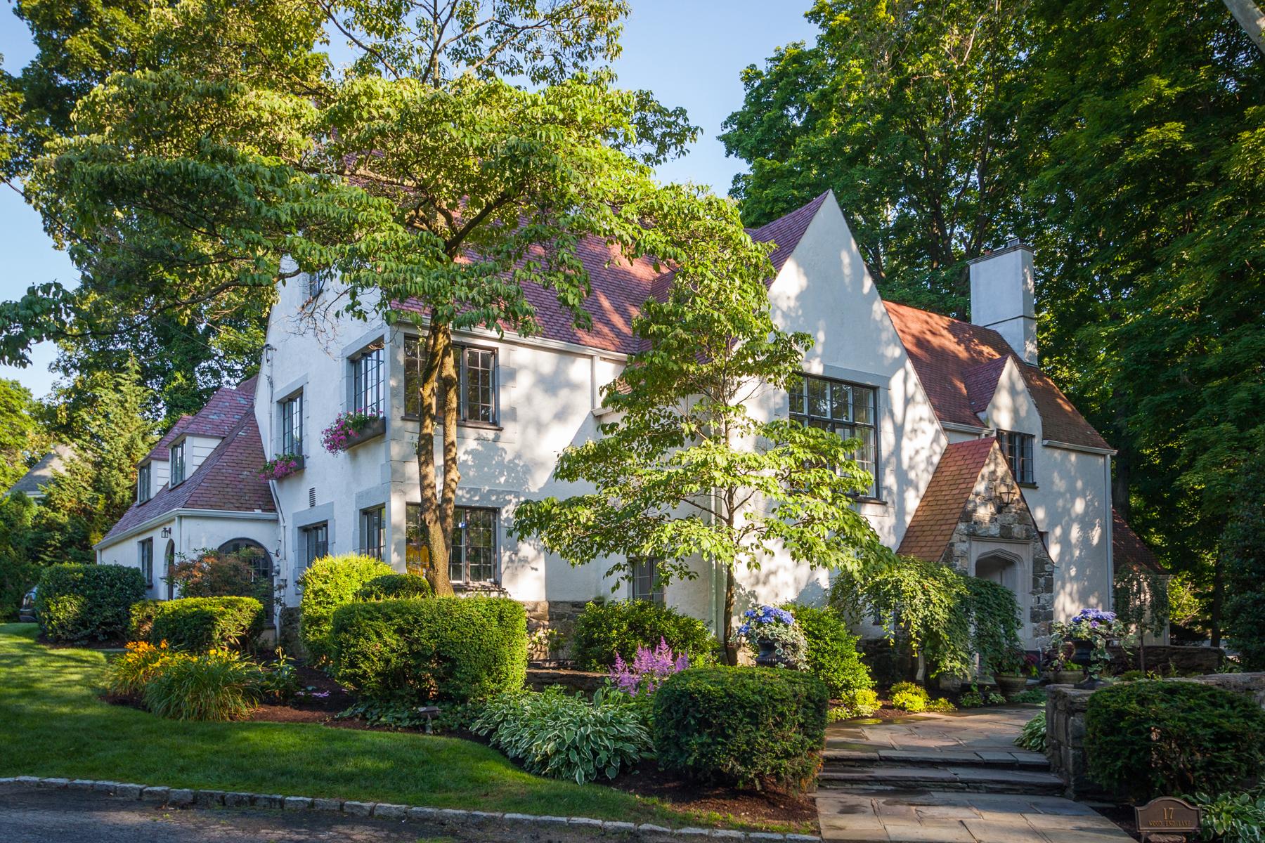 sales property at Spectacular Bronxville Tudor
