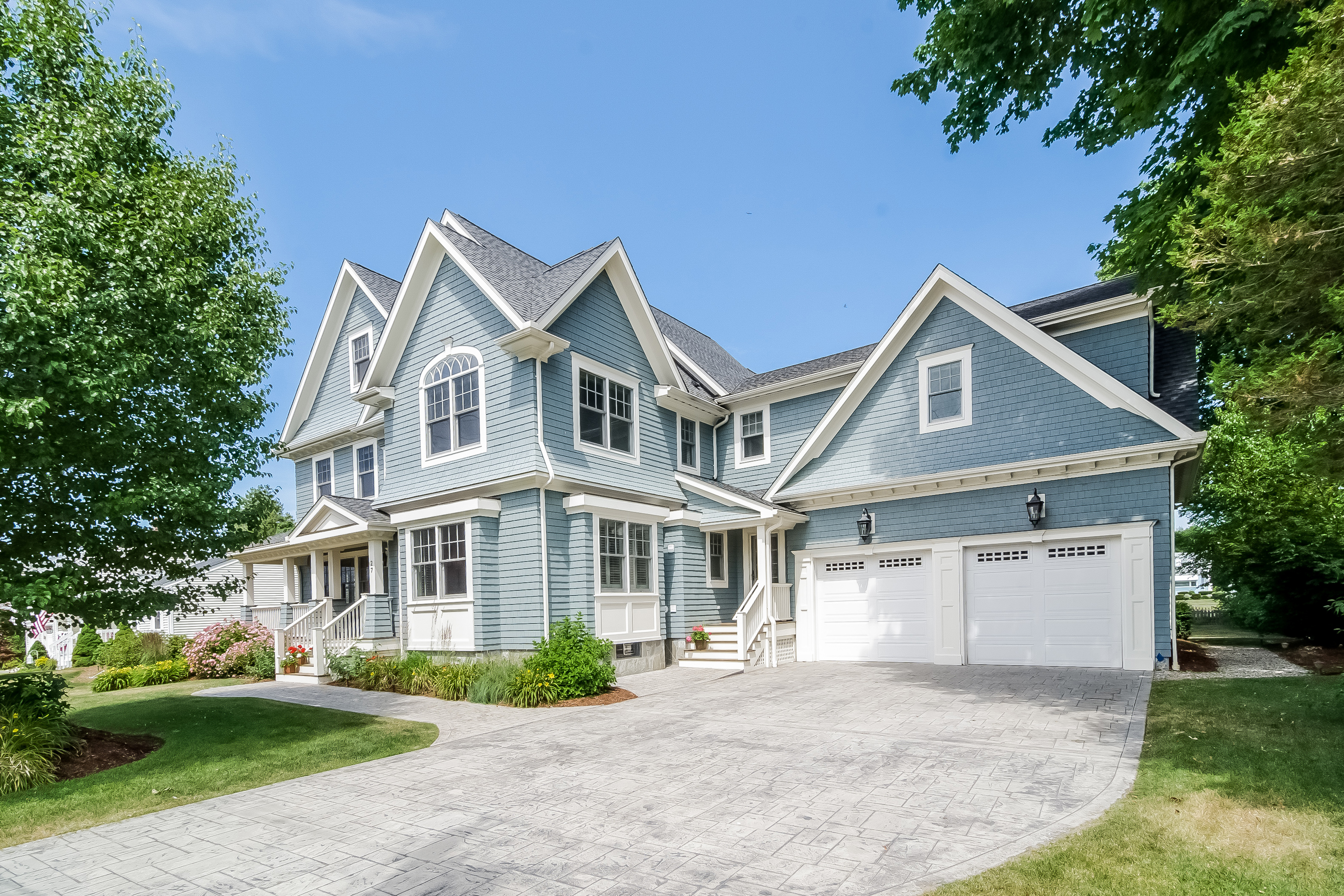 sales property at Stunning Coastal Nantucket Style Home
