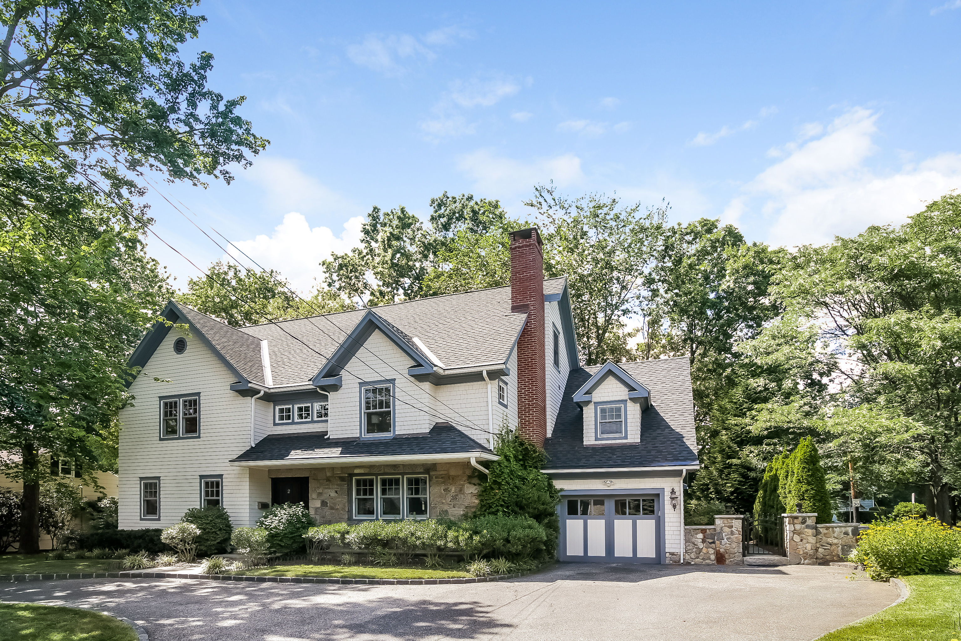 Single Family Home for Sale at 2 White Birch Drive Rye, New York, 10580 United States