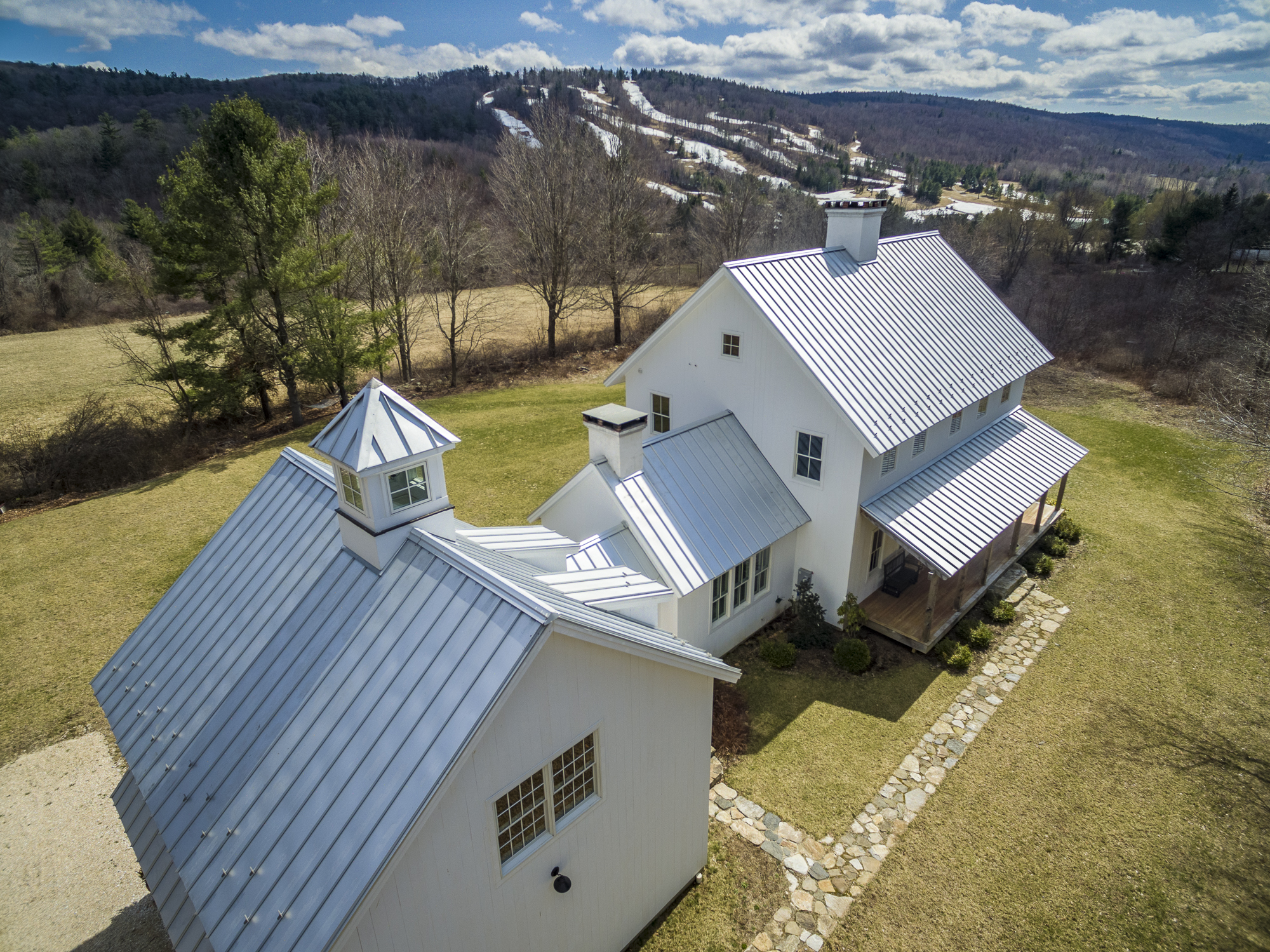 Single Family Home for Sale at Mohawk Mountain Ski House 34 Great Hollow Road Cornwall, Connecticut, 06796 United States