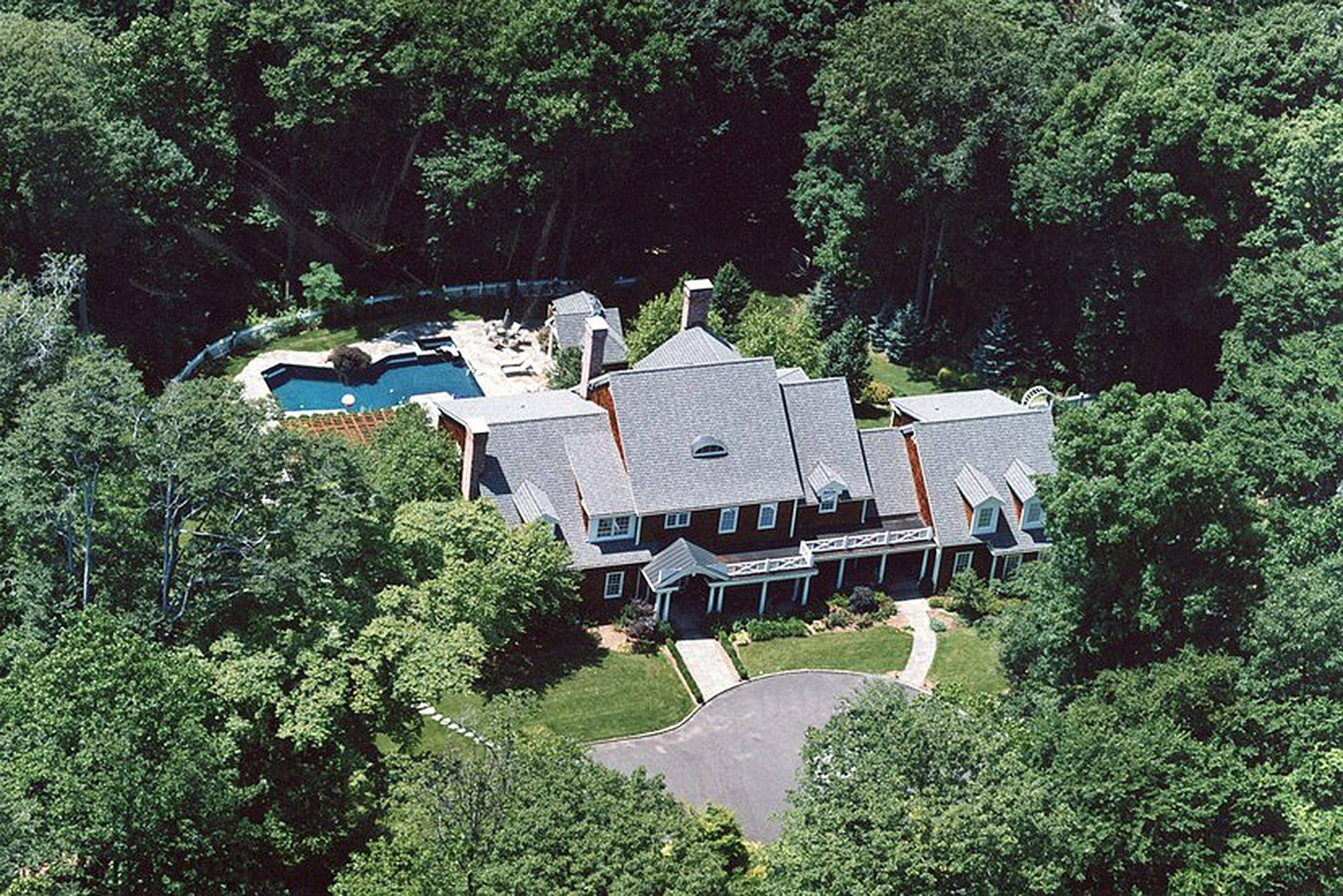 Single Family Home for Sale at Classic Elegance Defined 77 Bayberry Lane Westport, Connecticut 06880 United States