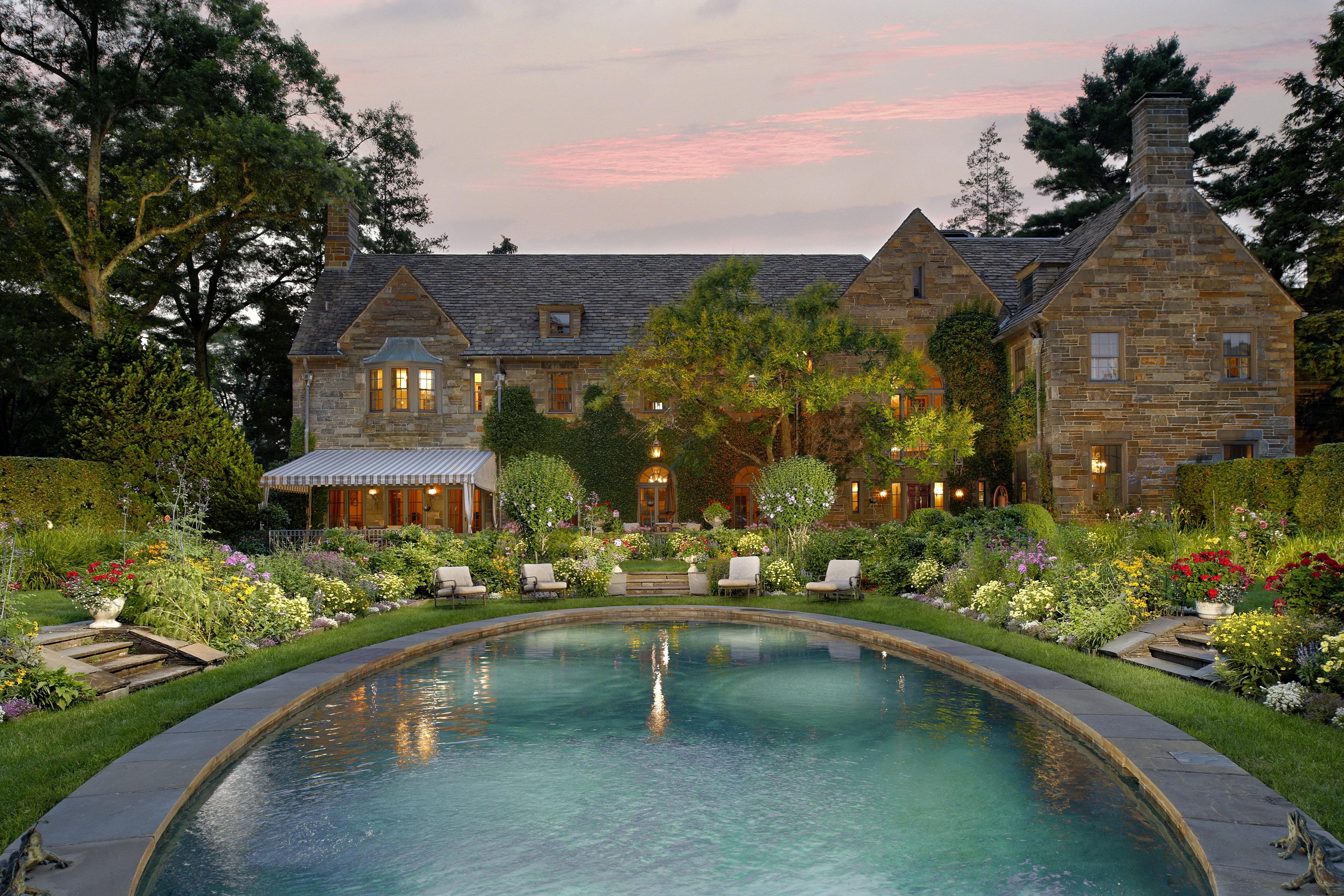 其它住宅 为 销售 在 Country Estate 7 Sky Meadow Farm Purchase, 纽约州, 10577 美国