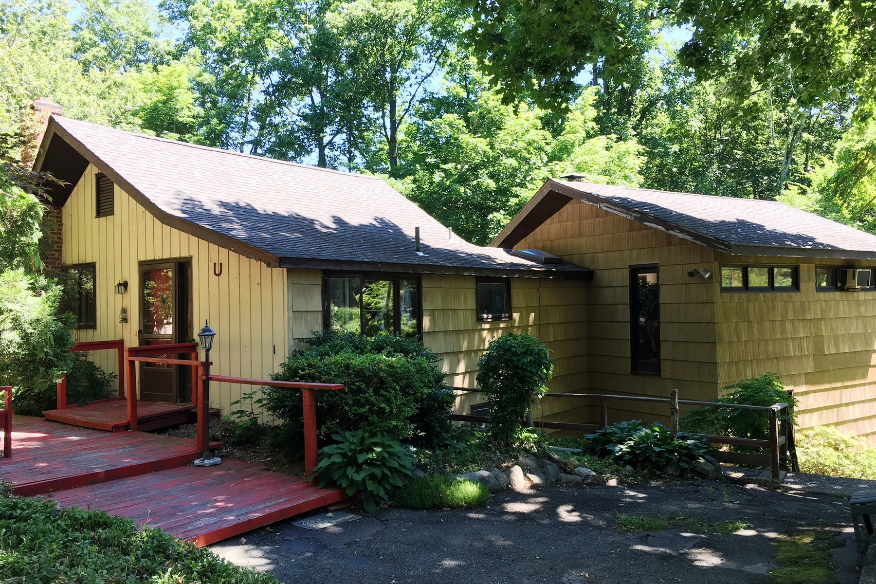 Single Family Home for Sale at Opportunity Awaits 218 Hurlbutt Street Wilton, Connecticut, 06897 United States
